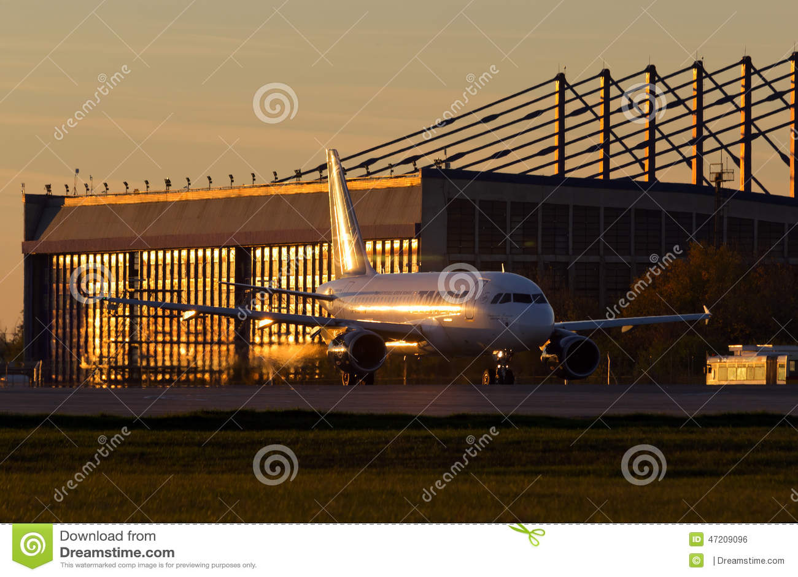 Tarom Airbus 318