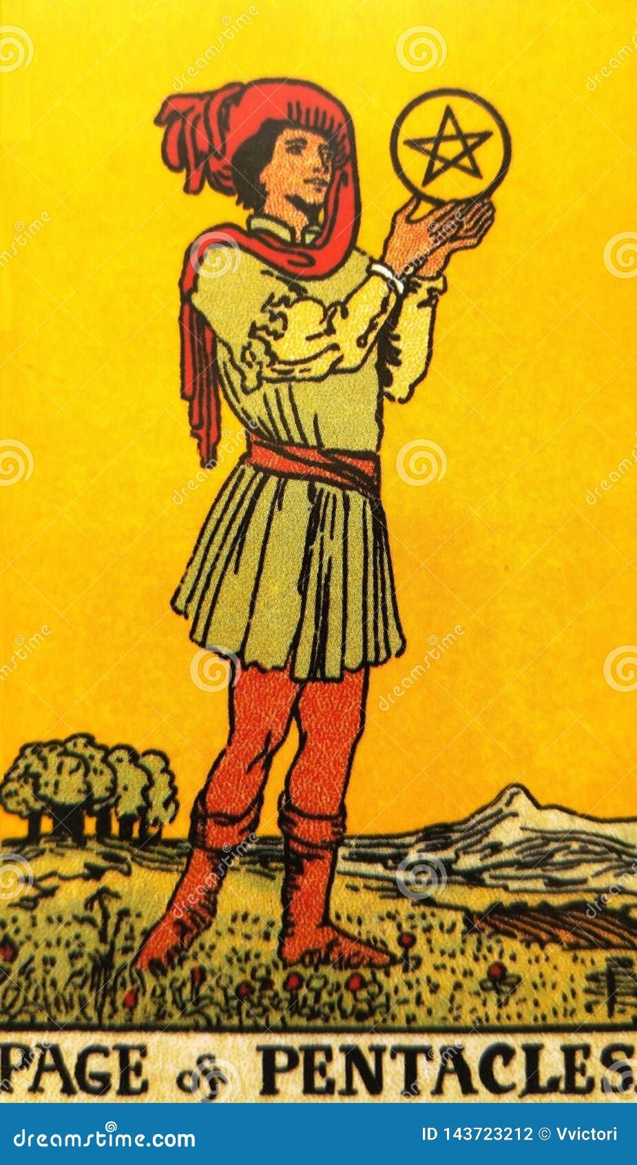 Tarot чешет волшебство Divination оккультное