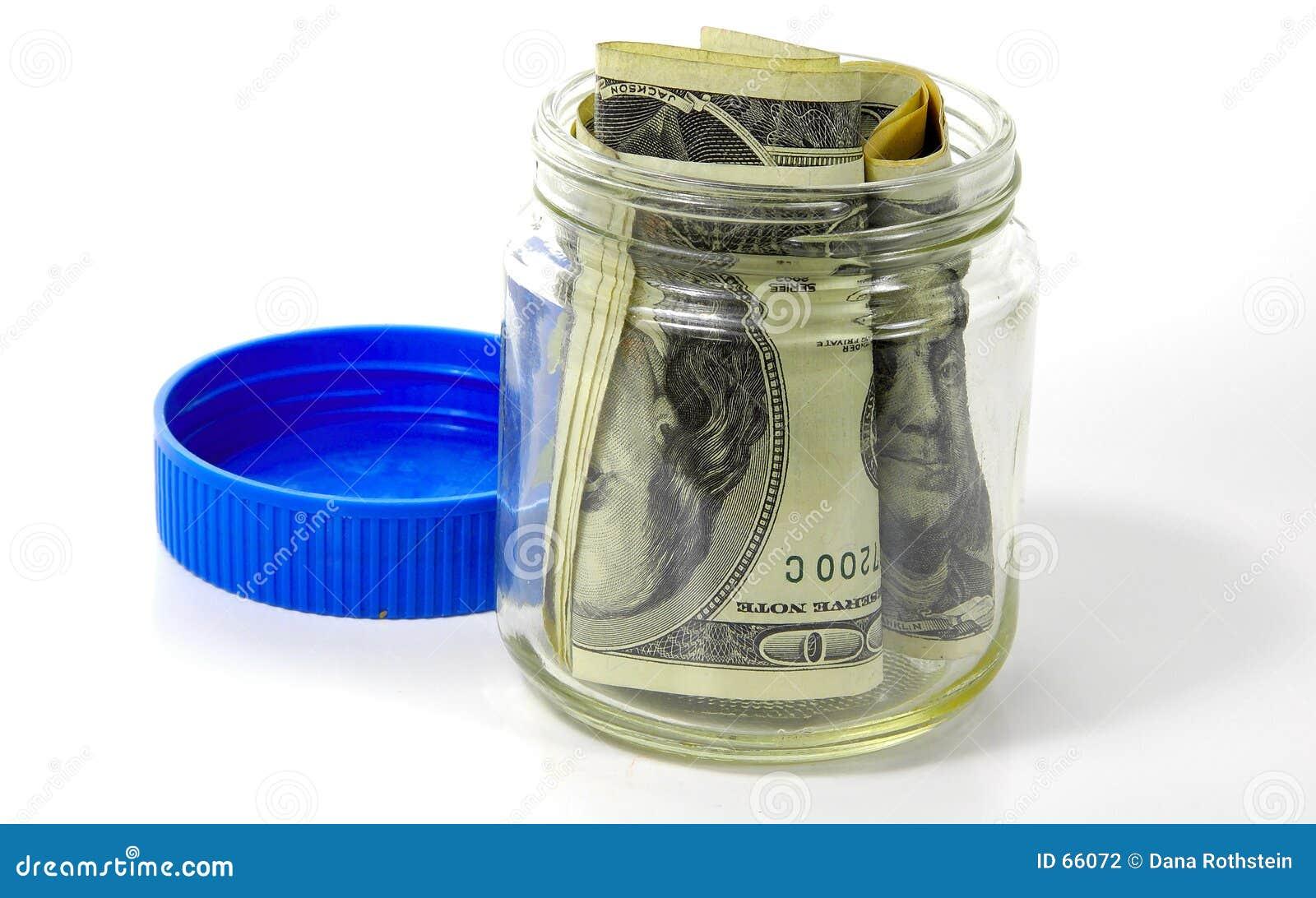 Tarro 3 del dinero
