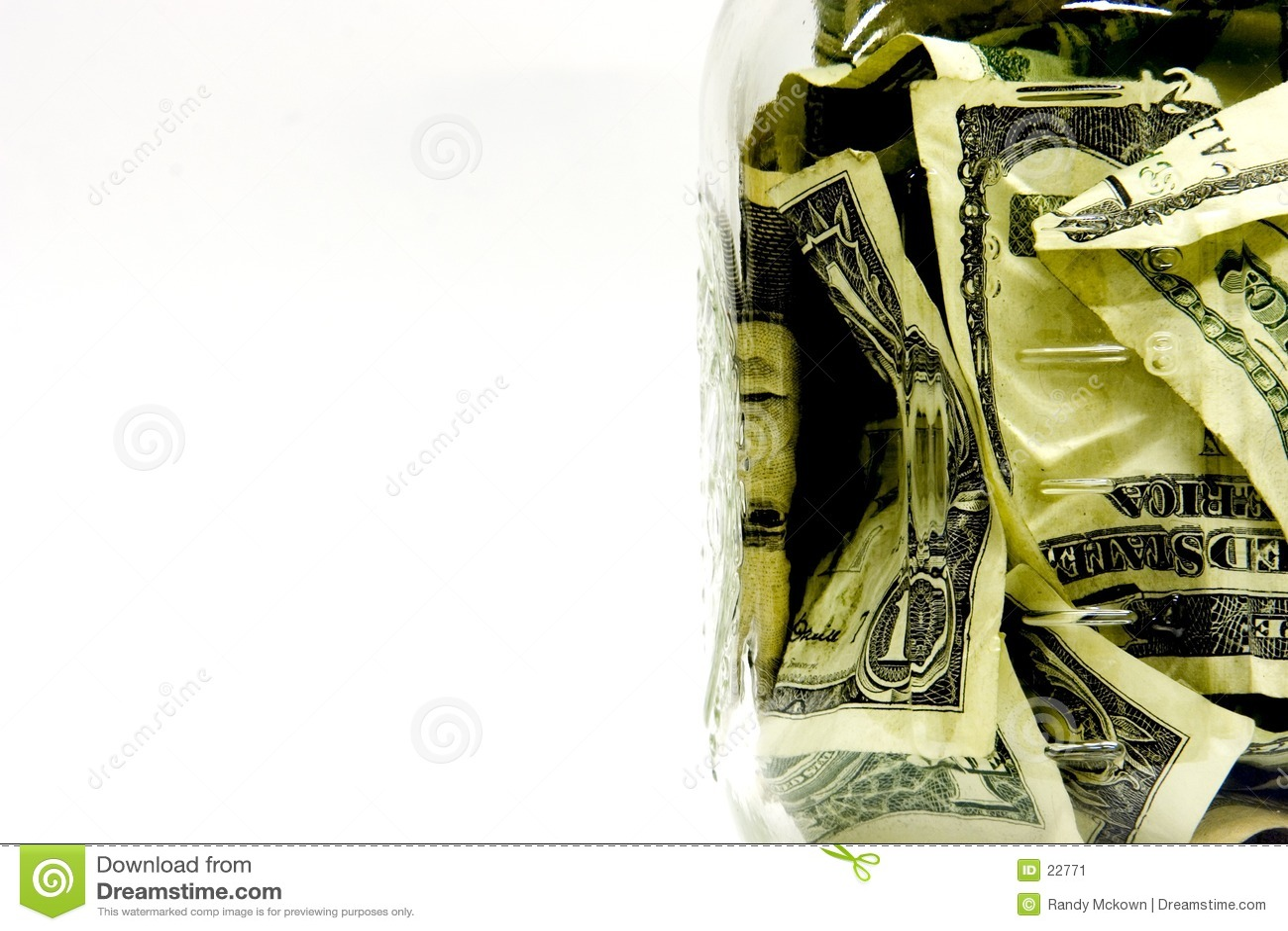 Tarro del dinero