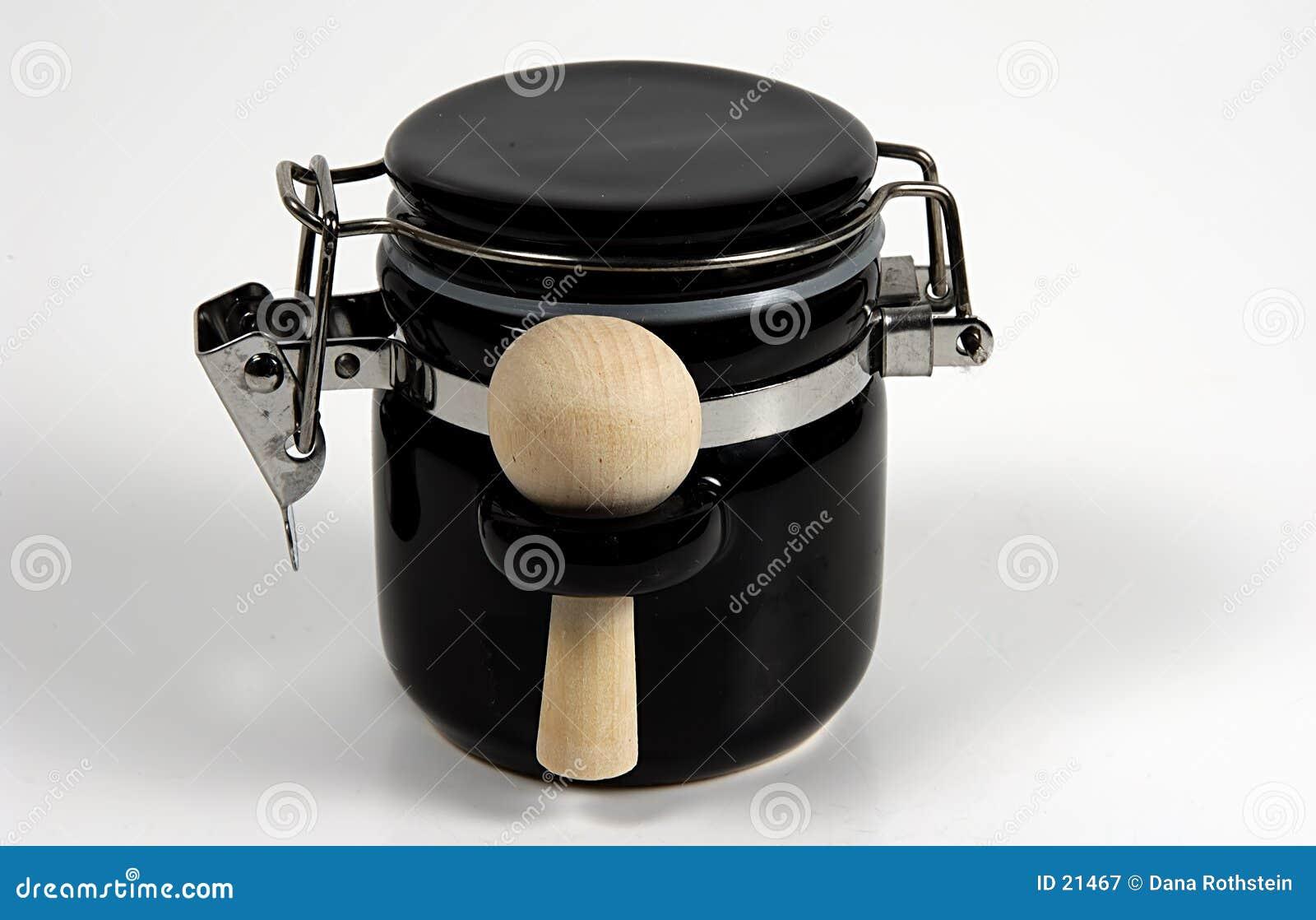 Tarro negro