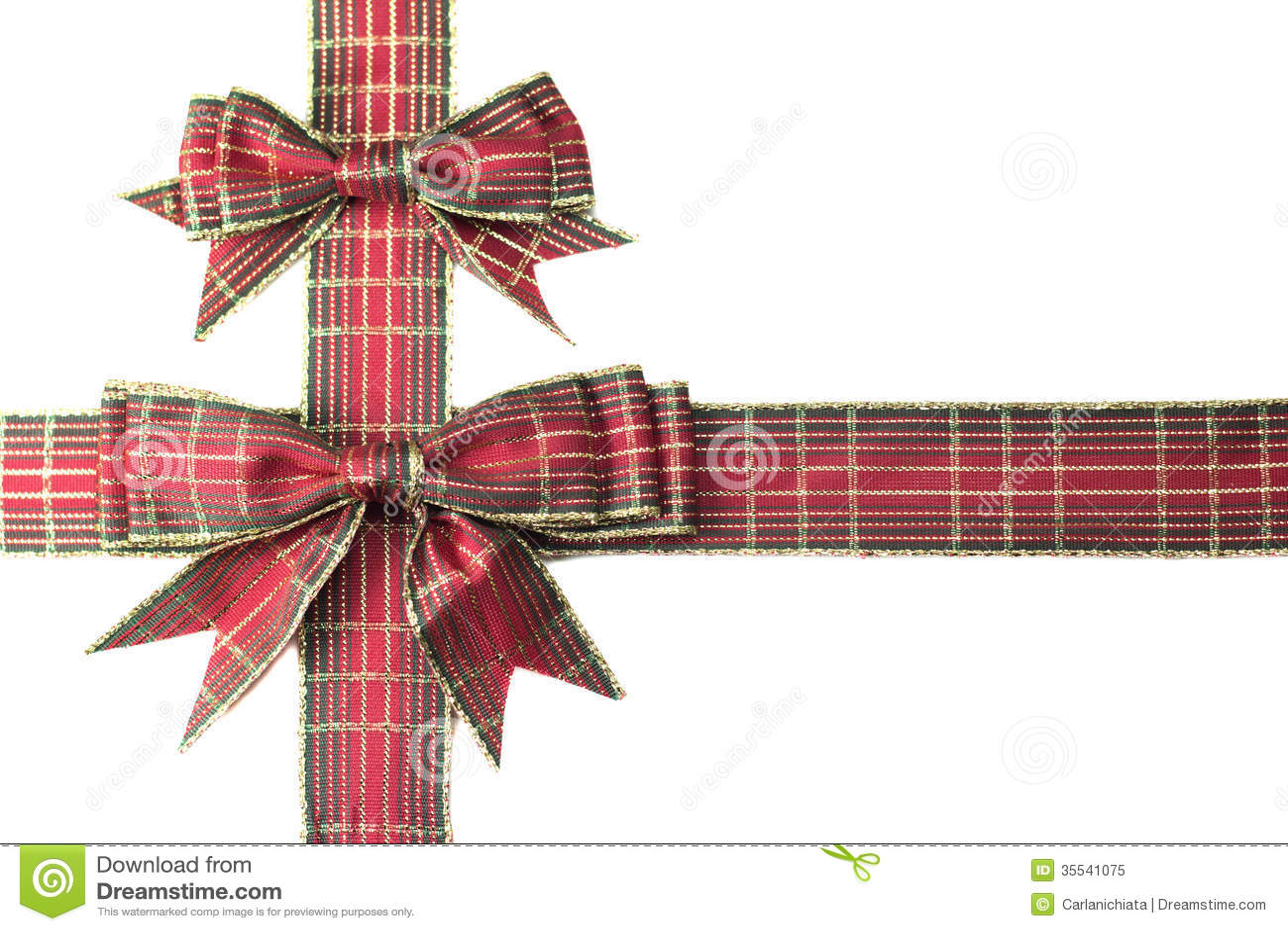 Gift Ribbon Royalty Free Stock Photo Image 35541075