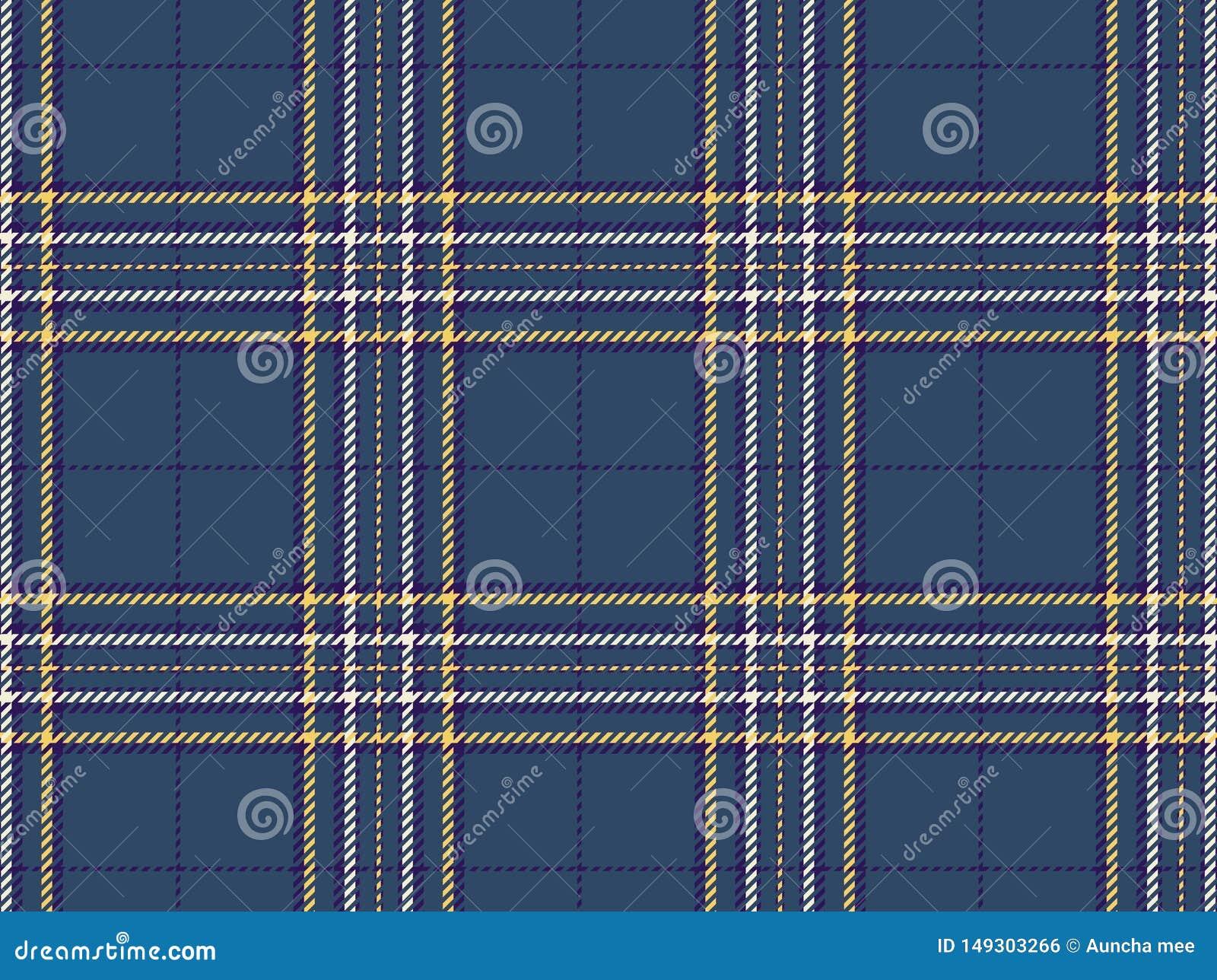 Tartan seamless pattern background. Illustration design