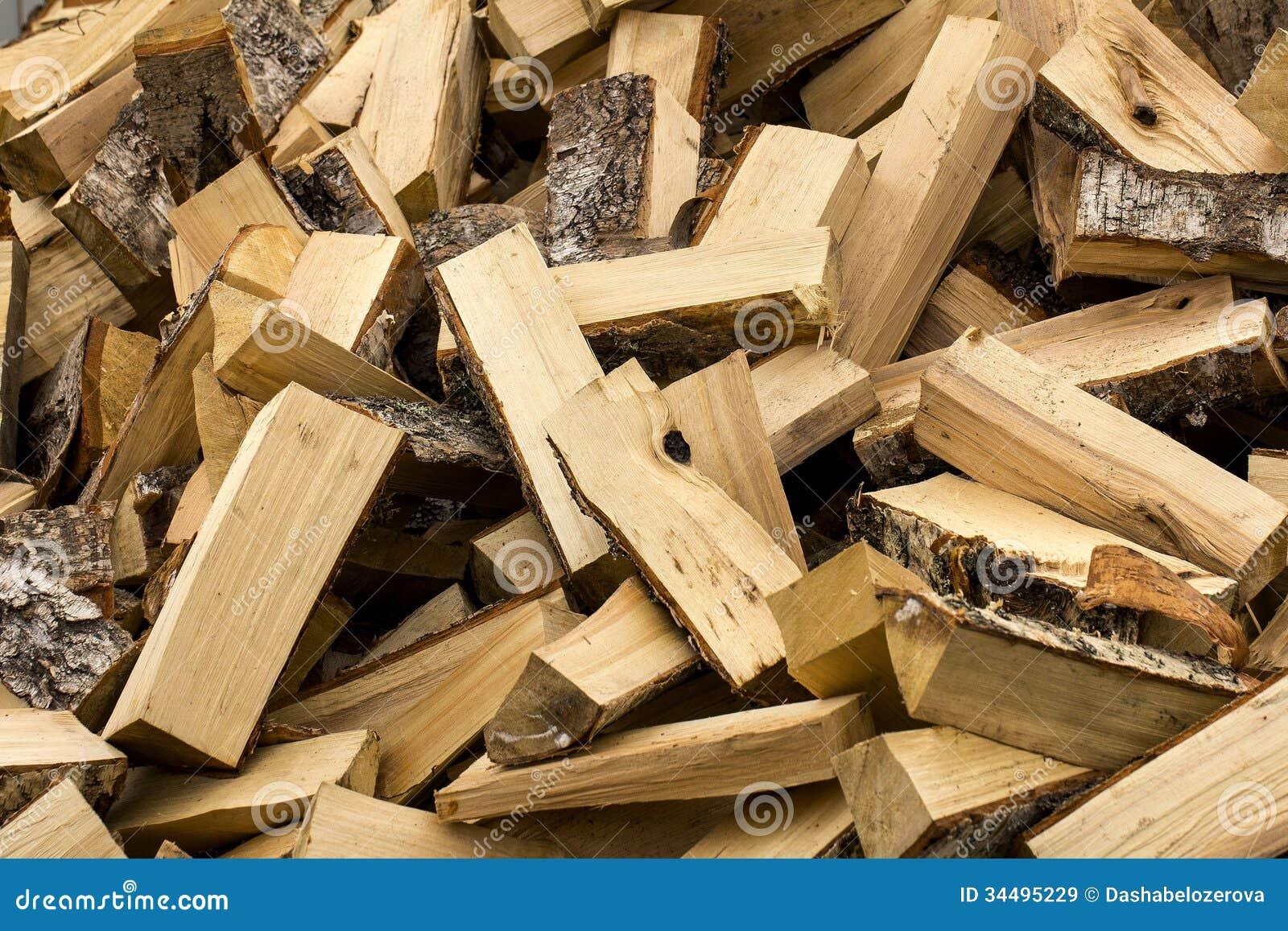 Tas de bois de chauffage images libres de droits image for Bois de chauffage 66