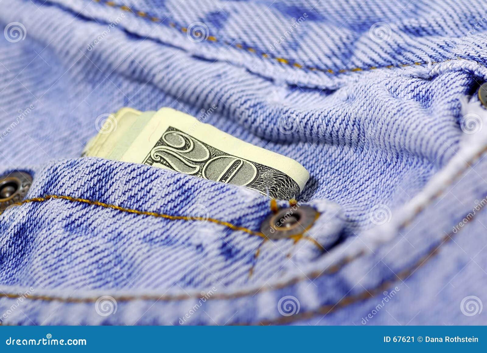 Taschen-Bargeld