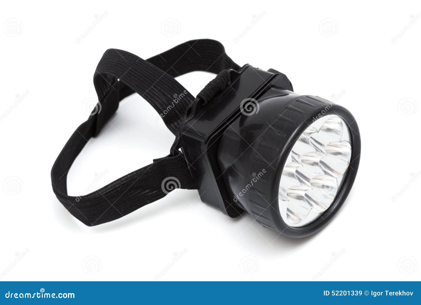 taschenlampe kopf