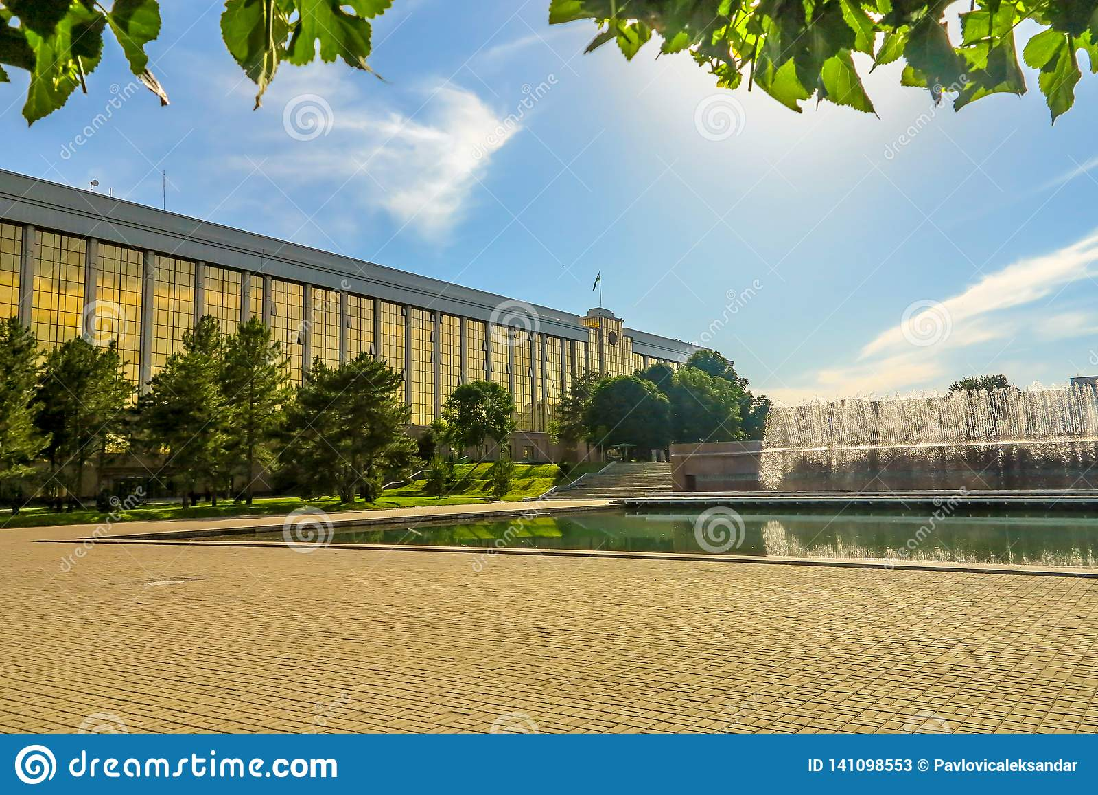 Tashkent Mustaqilliq Maidoni 05