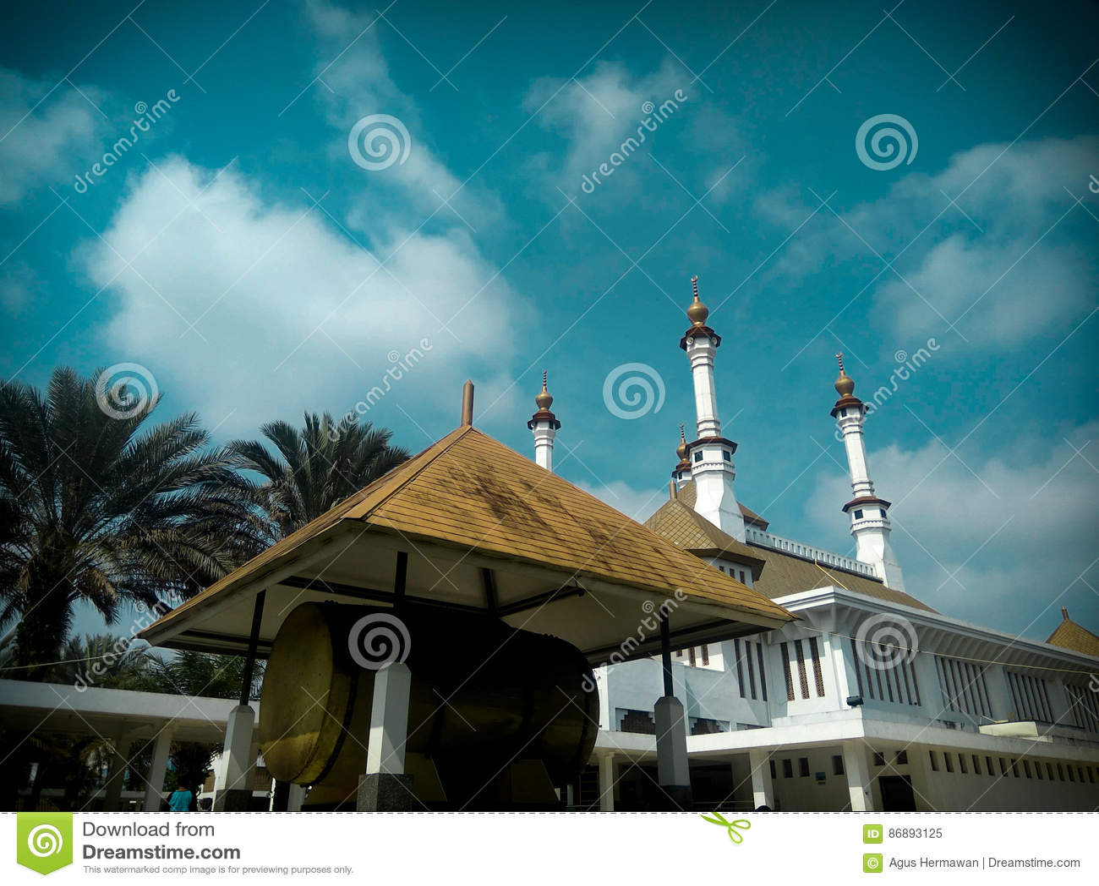 Tasikmalaya Ινδονησία Masjid agung