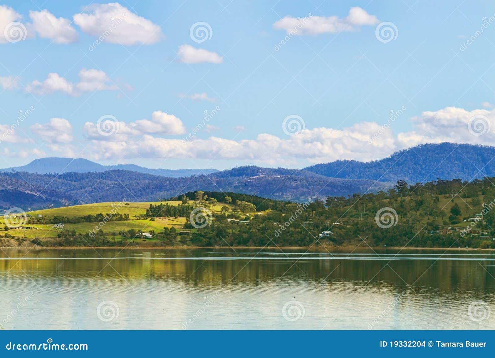 Tasmanien-Berge