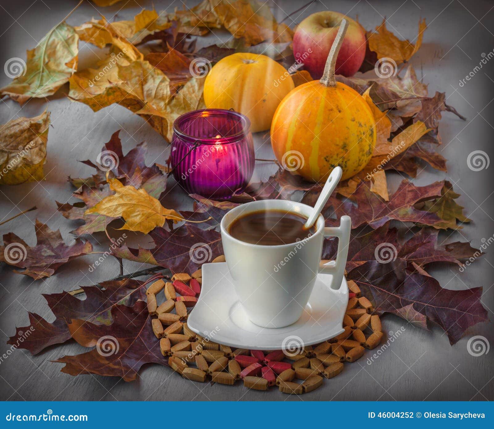 tasse de caf halloween photo stock image 46004252. Black Bedroom Furniture Sets. Home Design Ideas
