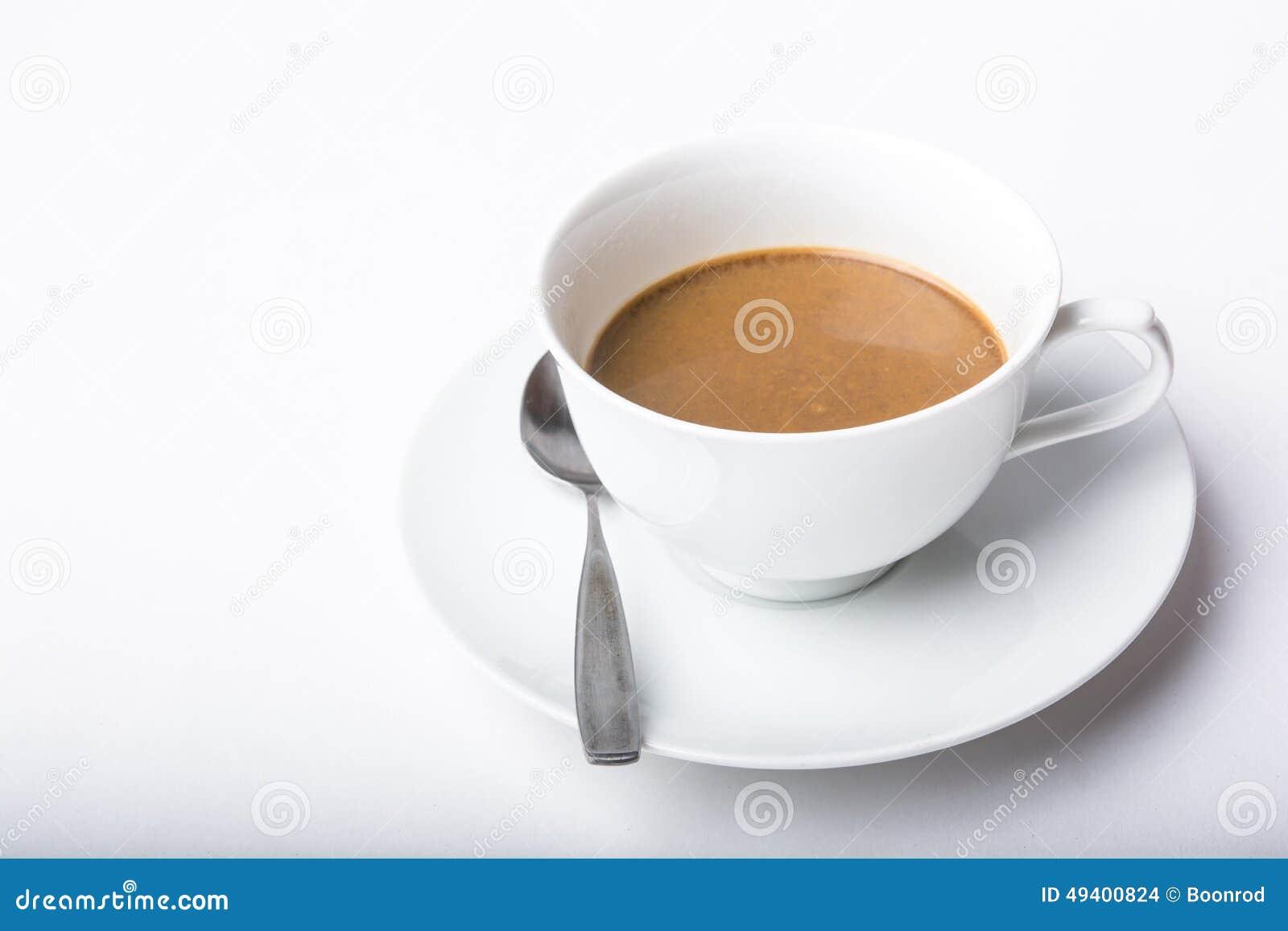 Download Tasse Kaffee stockfoto. Bild von ansicht, frech, frühstück - 49400824