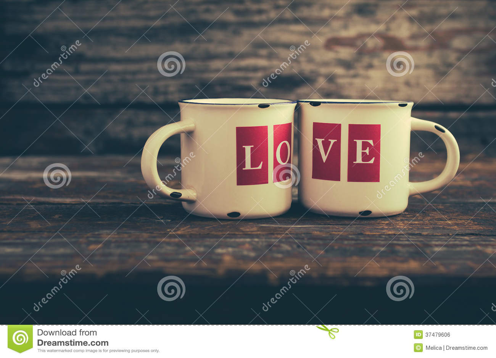 Tasses d amour