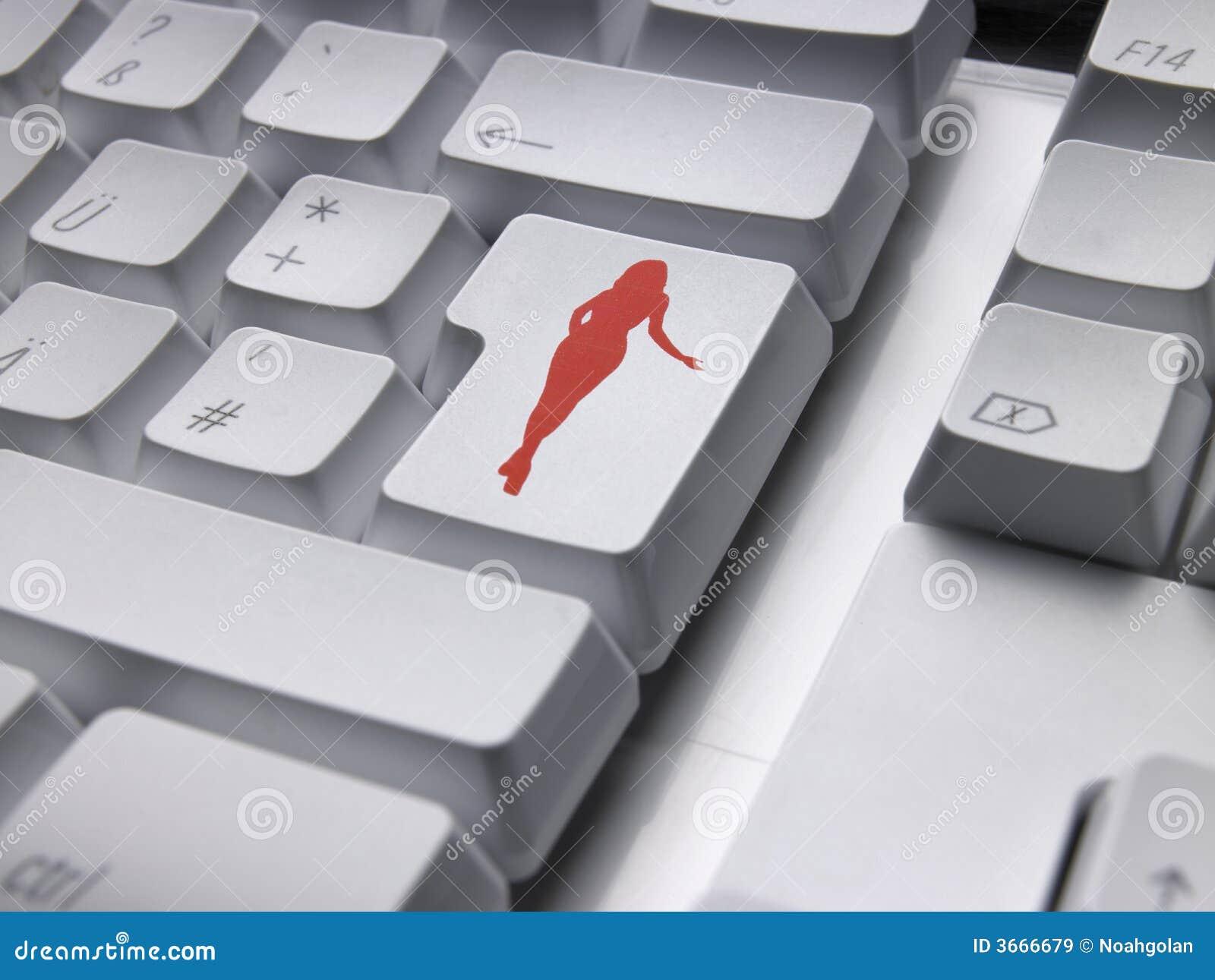 Tastatur EROTISCH