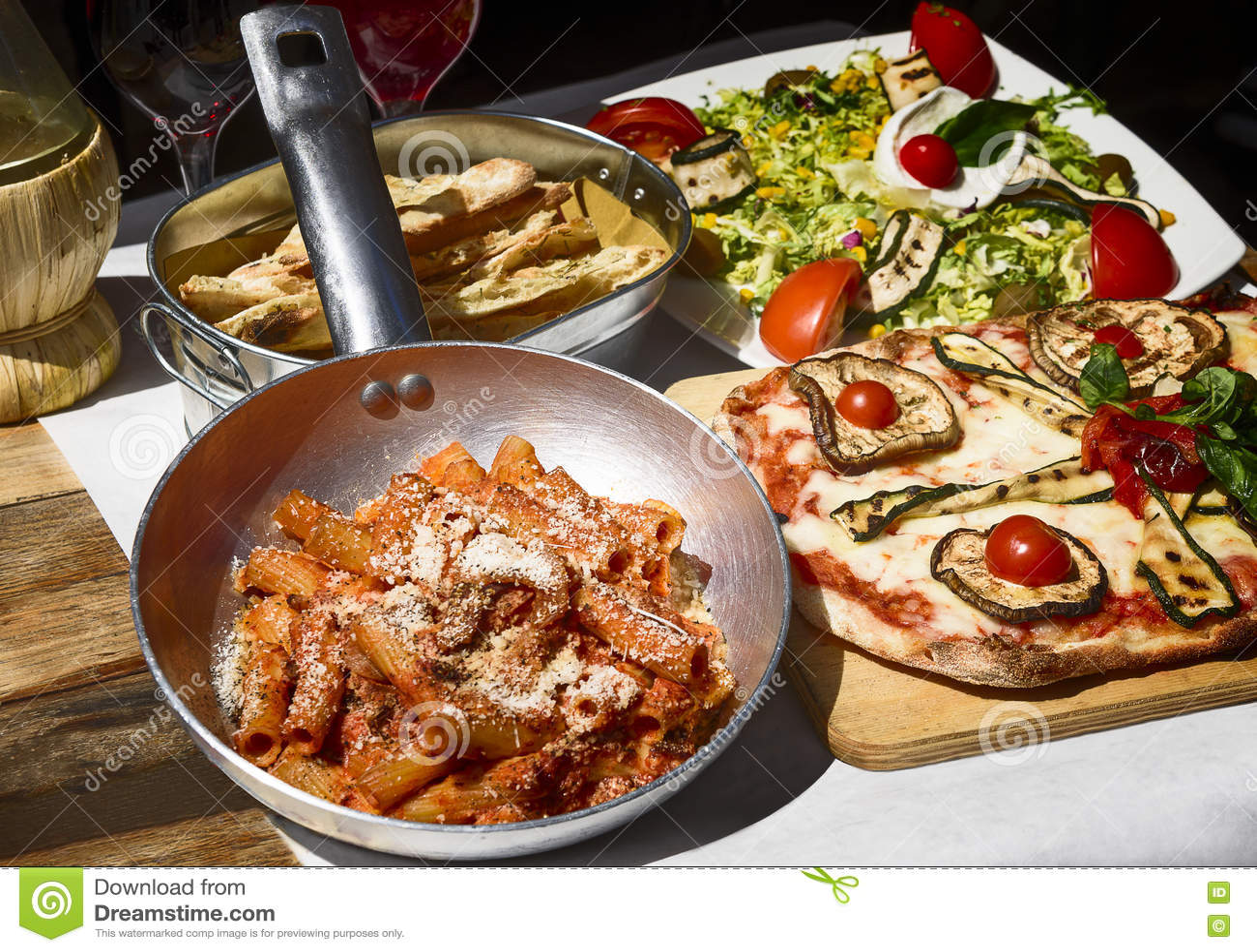 Best Authentic Italian Food In Rome