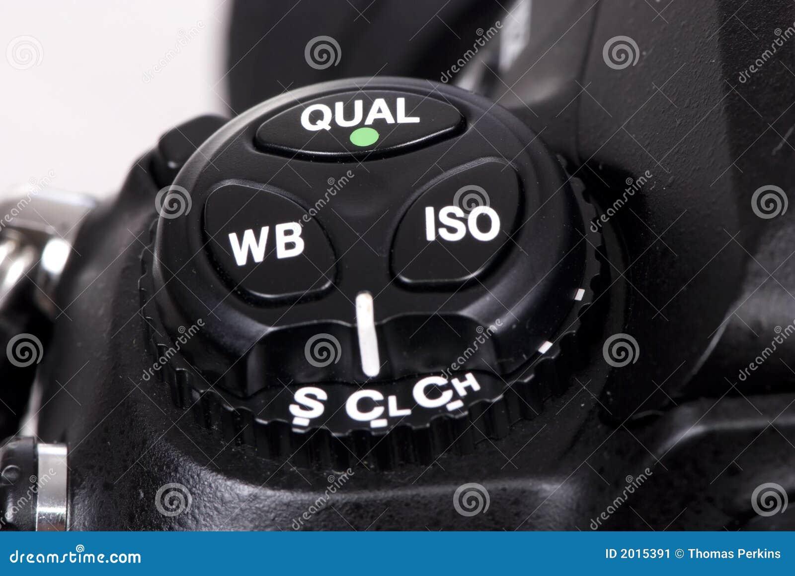Tasti della macchina fotografica di Digitahi DSLR tre