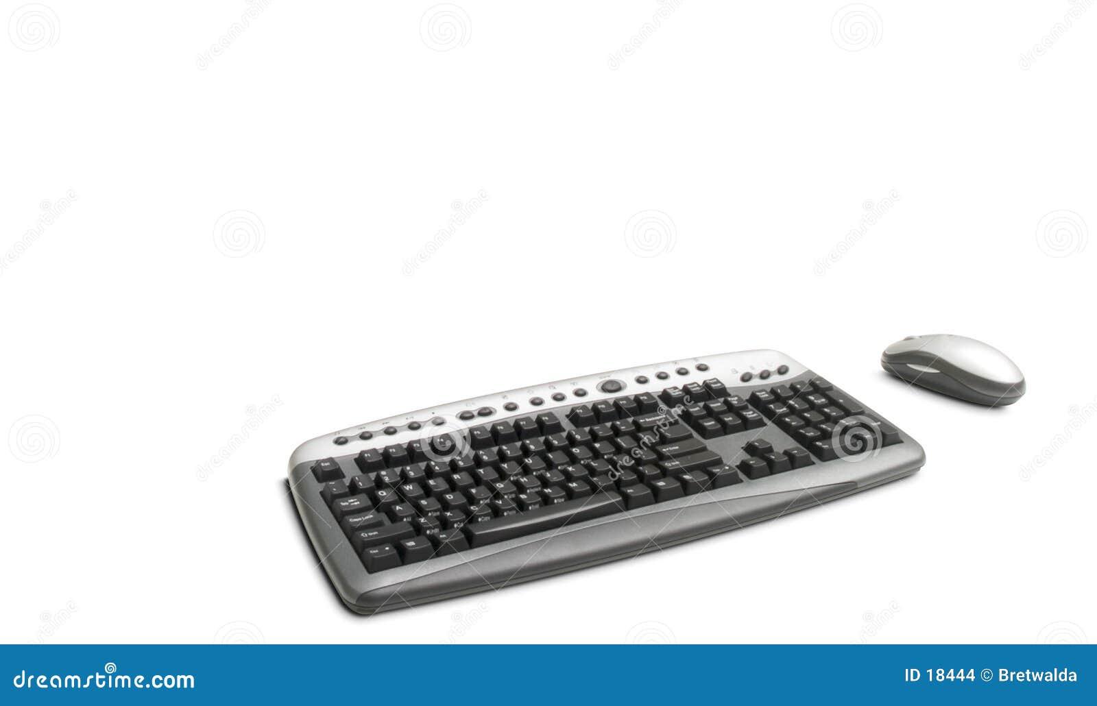 Download Tastiera fotografia stock. Immagine di collegare, scriva - 18444