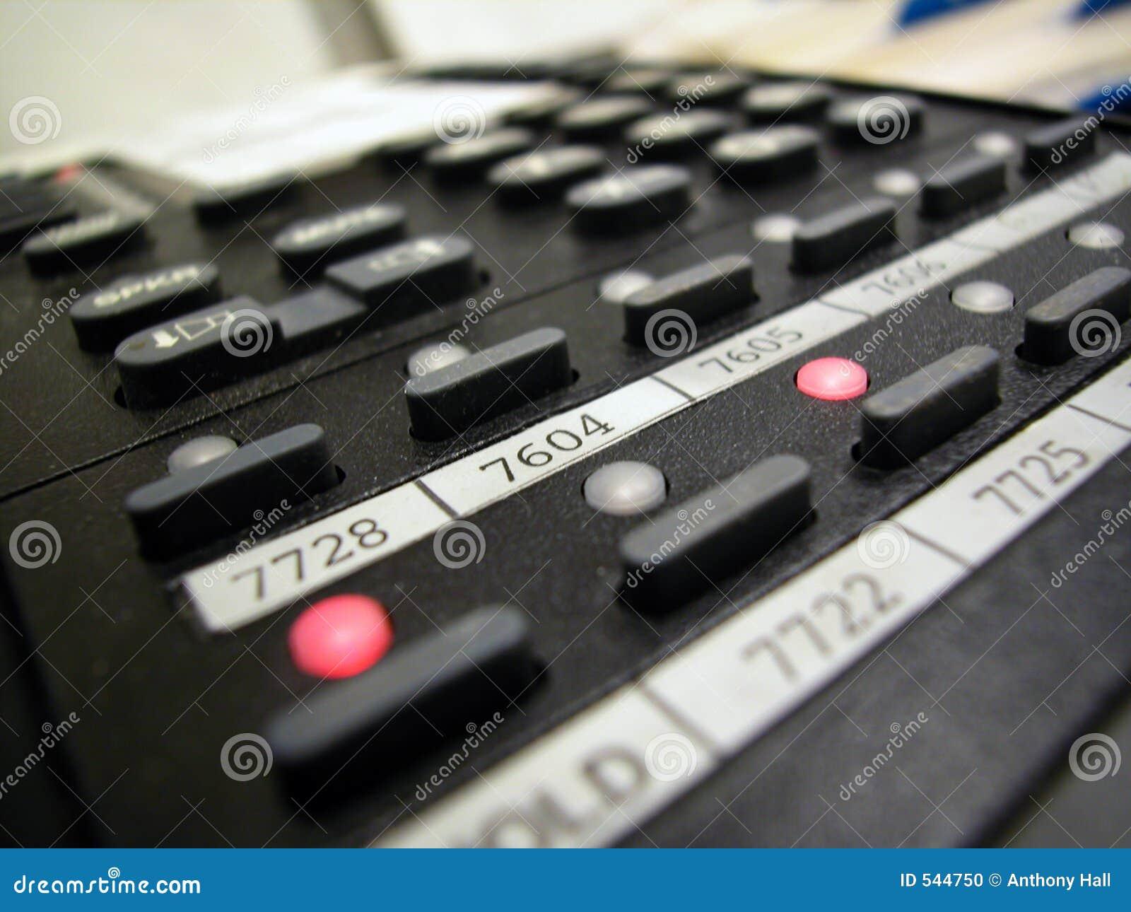Tastiera del telefono