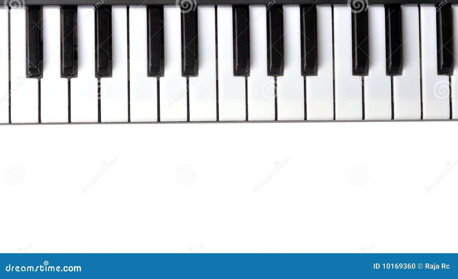 Tastiera di piano