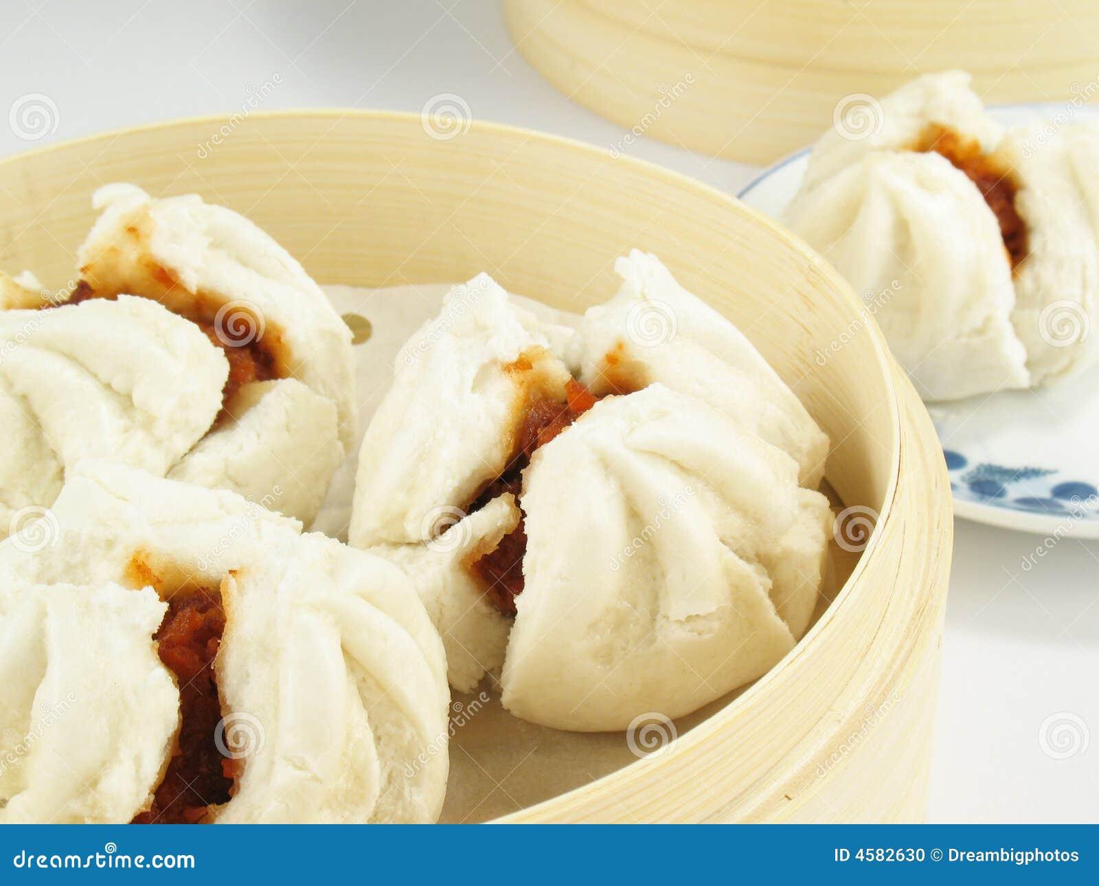 pork buns one in chinese culture steamed bbq pork buns char char siu ...