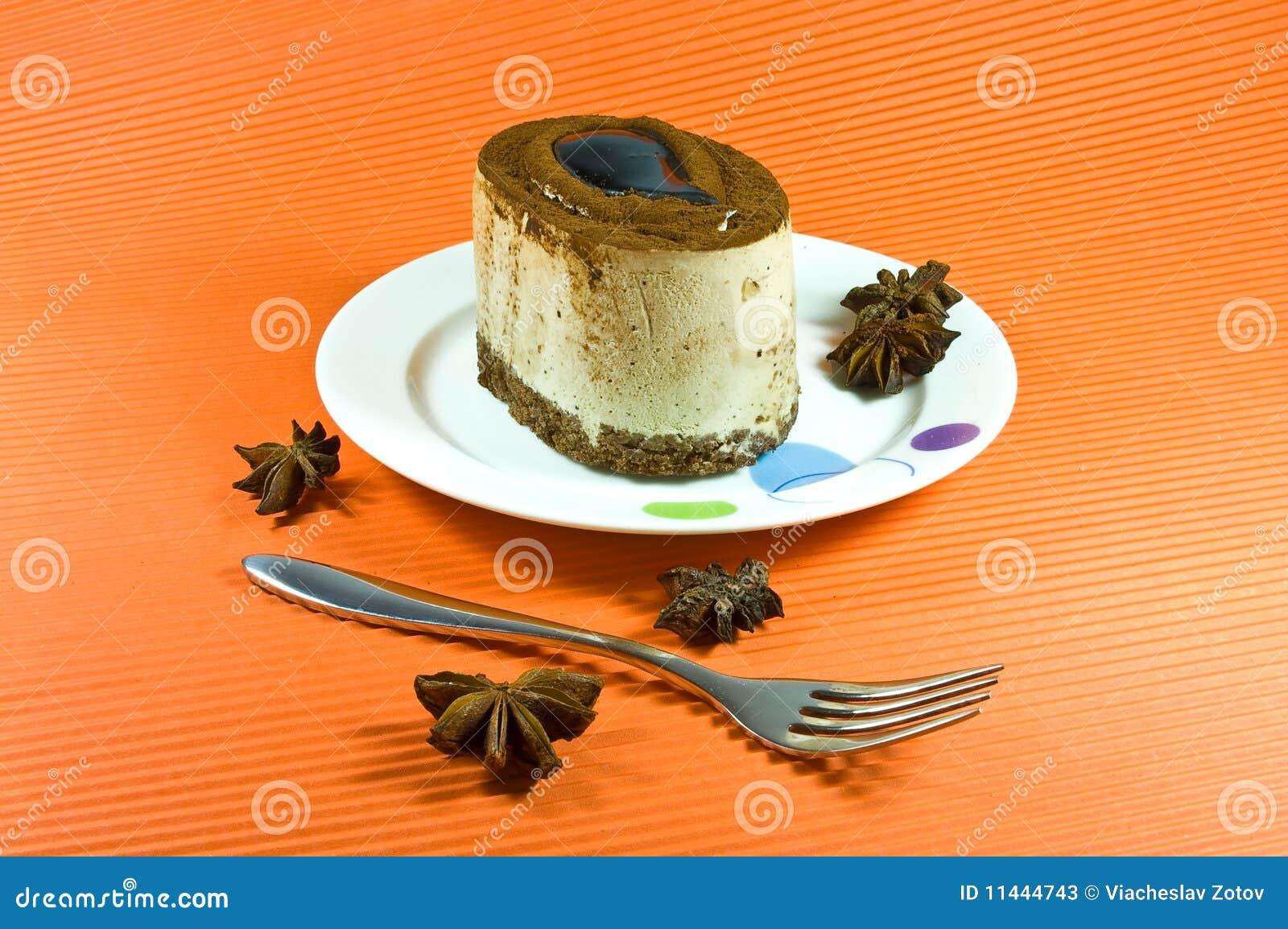 Dark Chocolate Orange Layer Cake