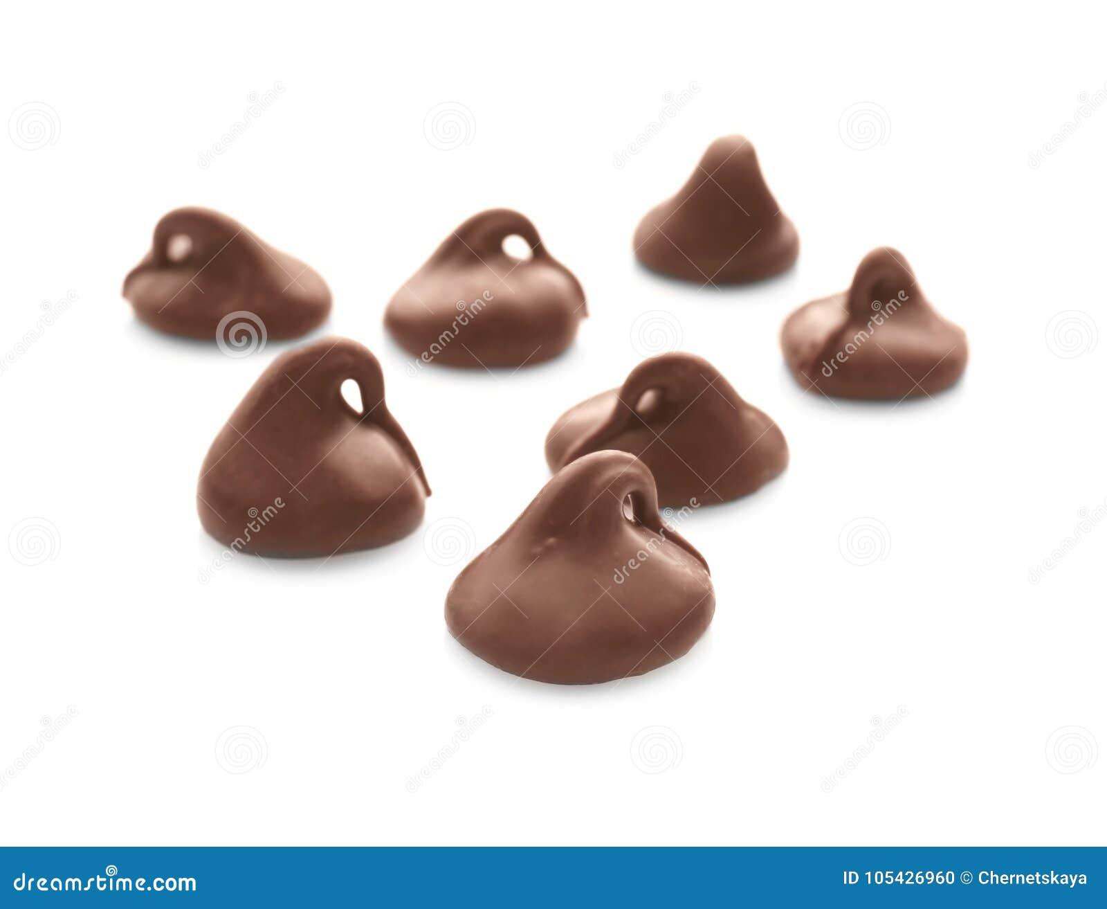 Tasty chocolate chips