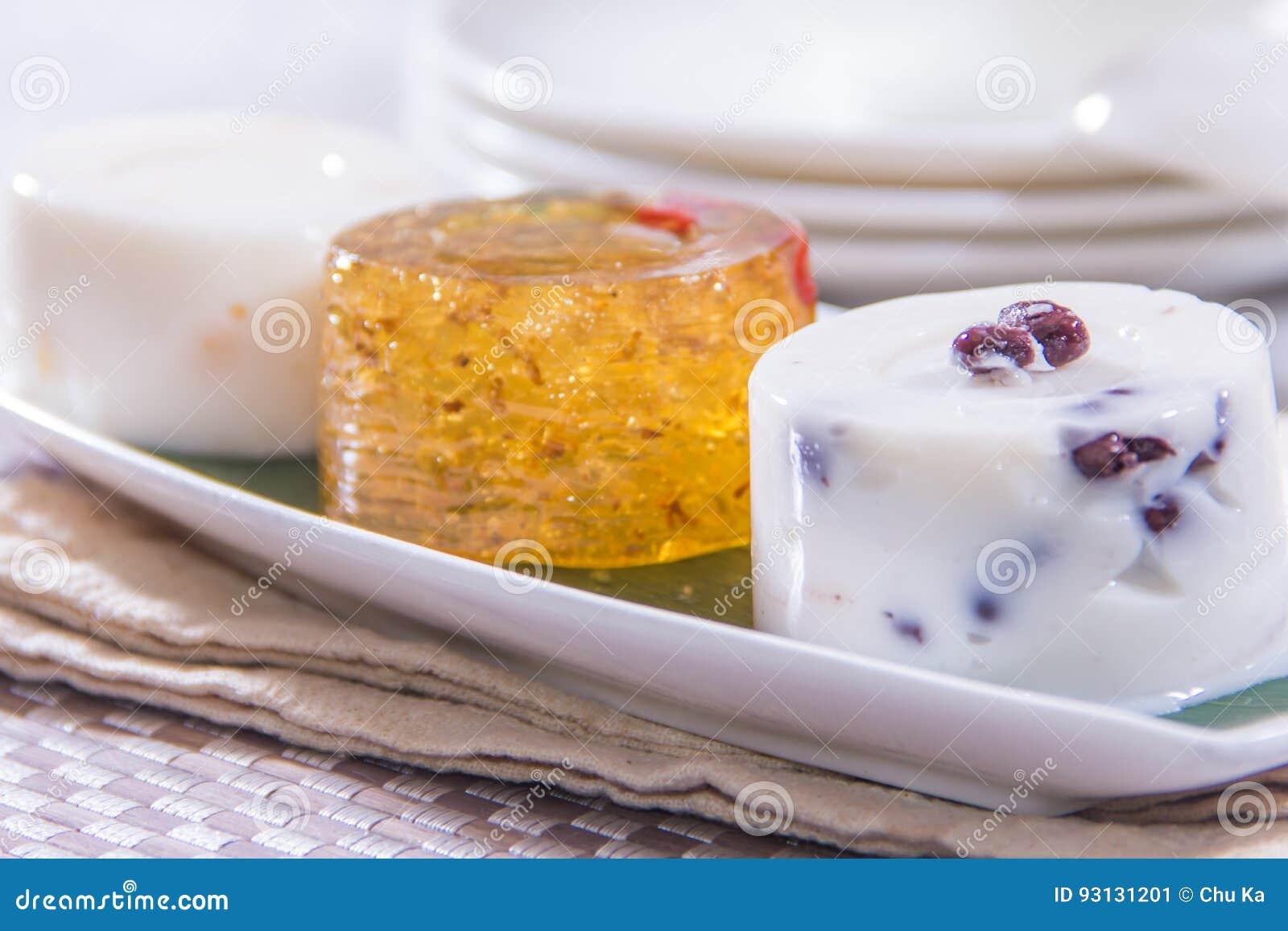 A tasty cuisine photo of dessert