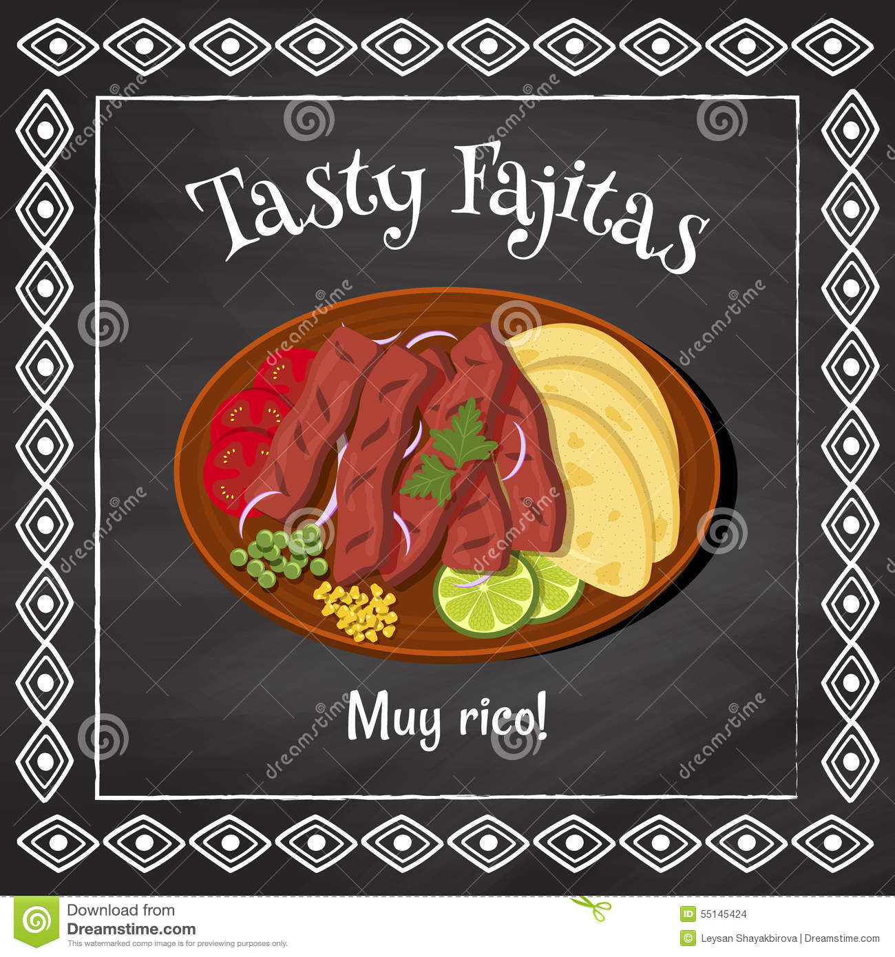 how to say very tasty in spanish