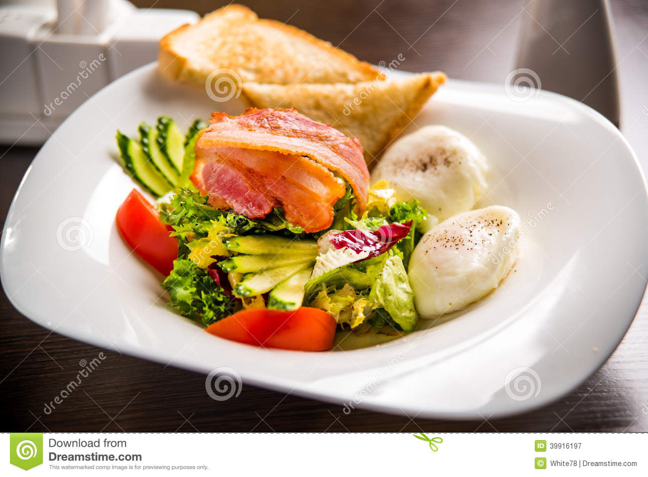 Tasty Food Stock Photo Image 39916197