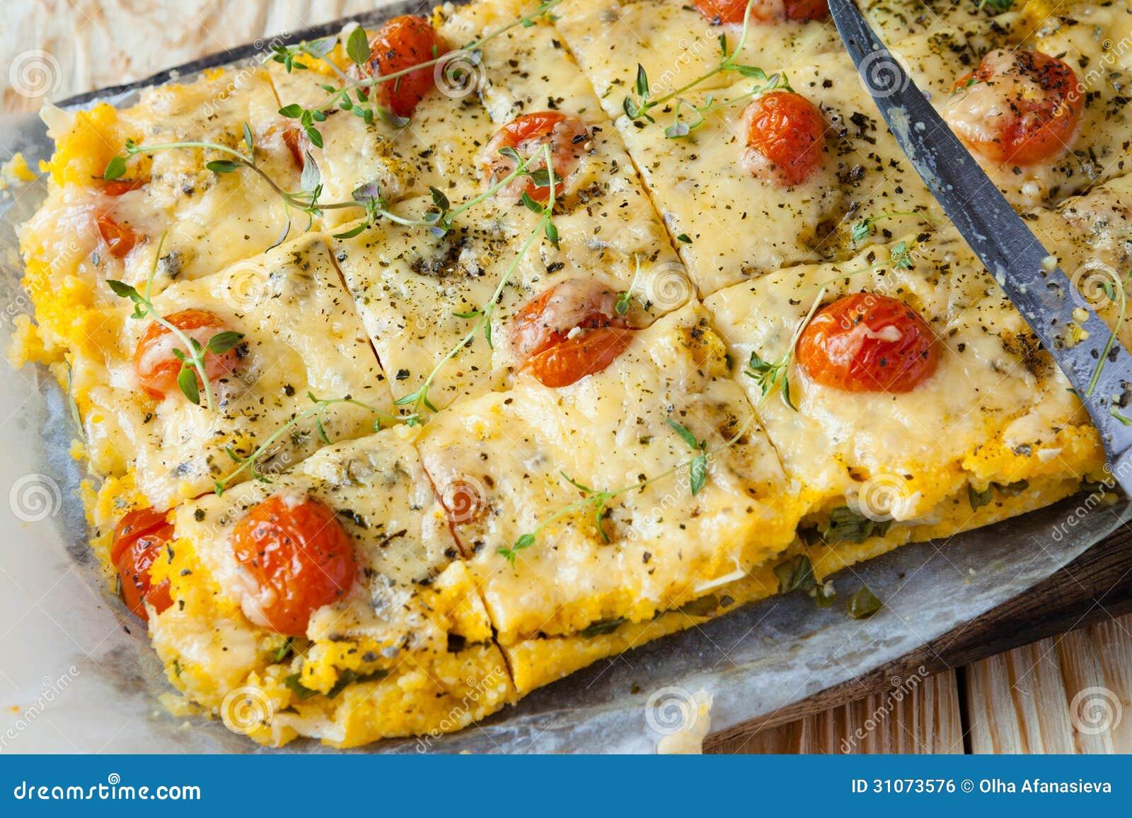 how to make polenta tasty