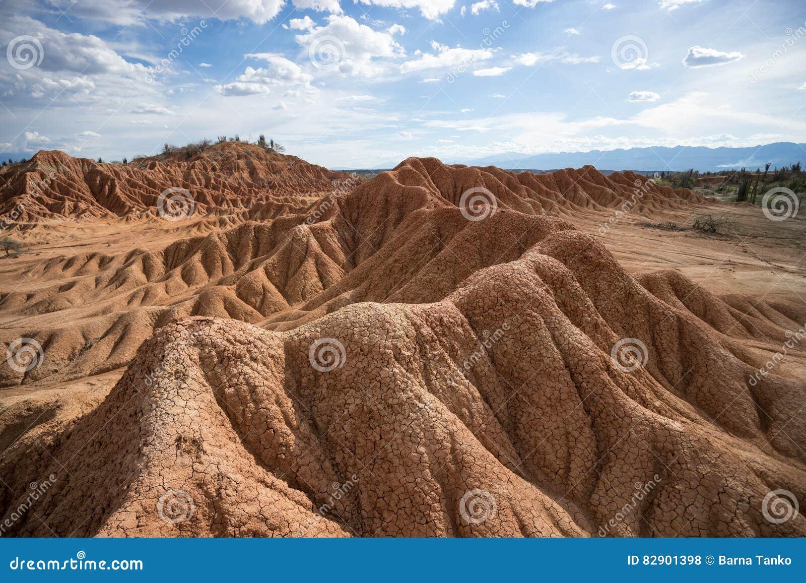Tatacoa pustynia