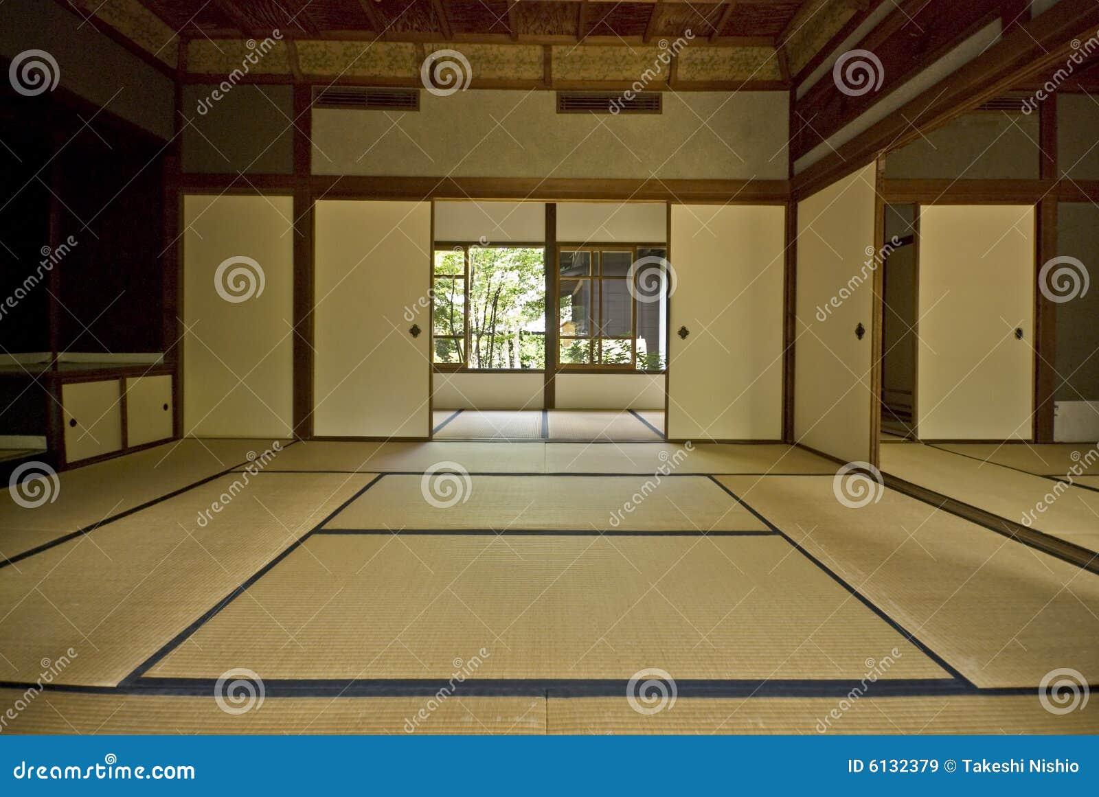 Tatami e shoji la vecchia stanza giapponese immagine for Tatami giapponese