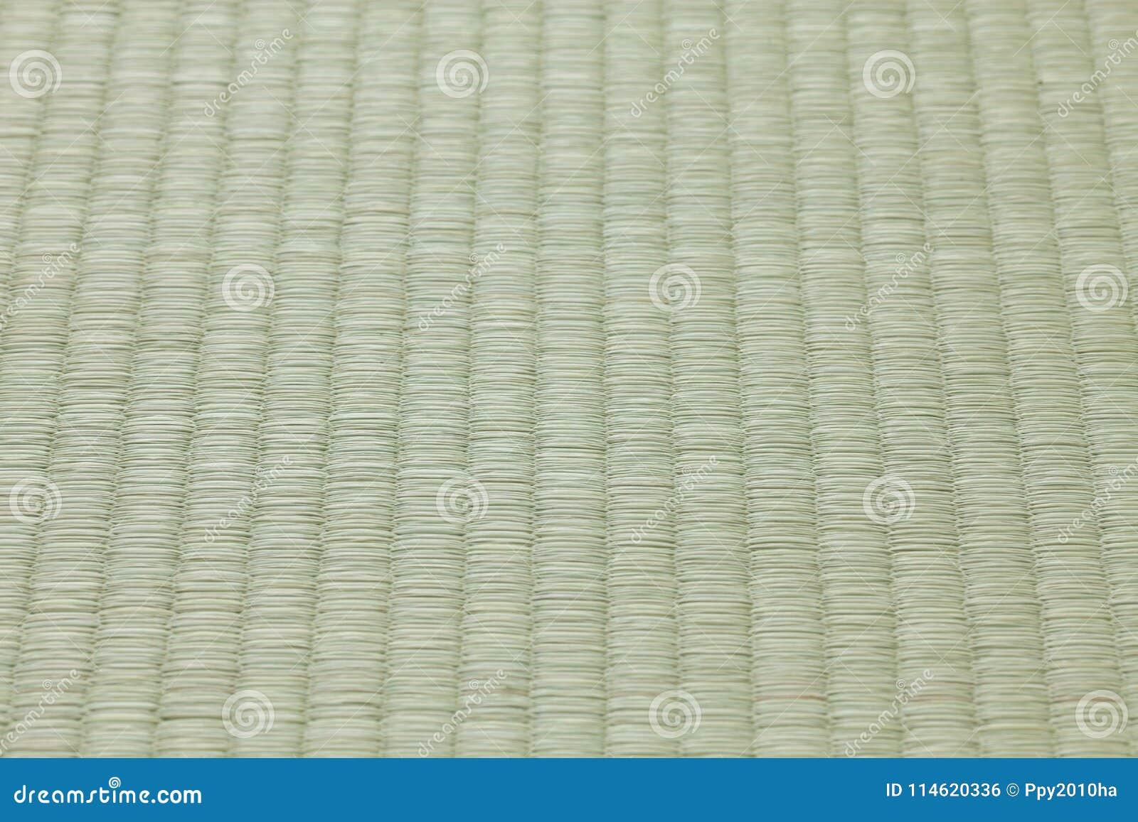 Tatami Matte Material In Den Traditionellen Räumen Der