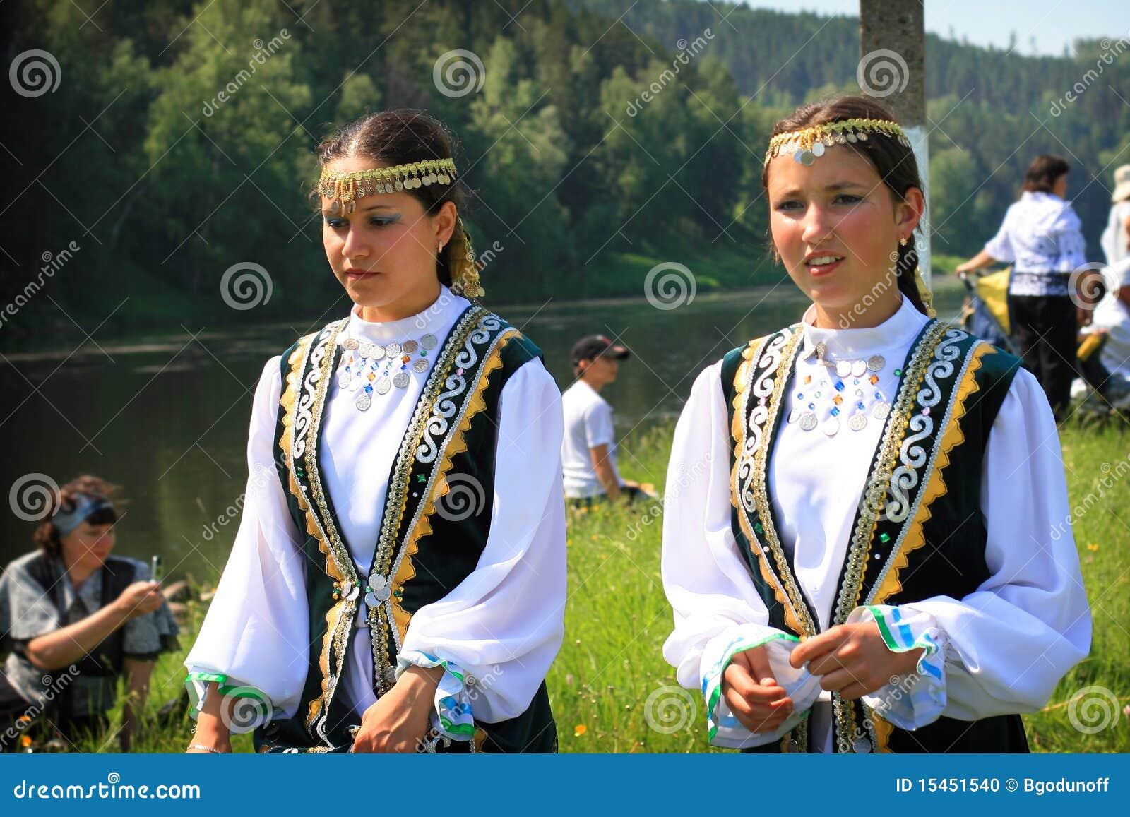 Молодые татарочки