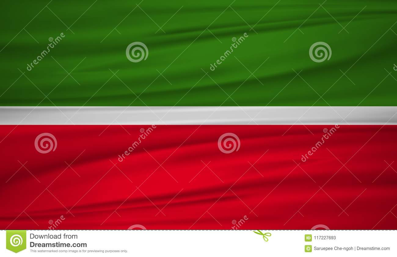 Flag of Tatarstan. Symbols of the Republic of Tatarstan. The meaning of the colors of the flag