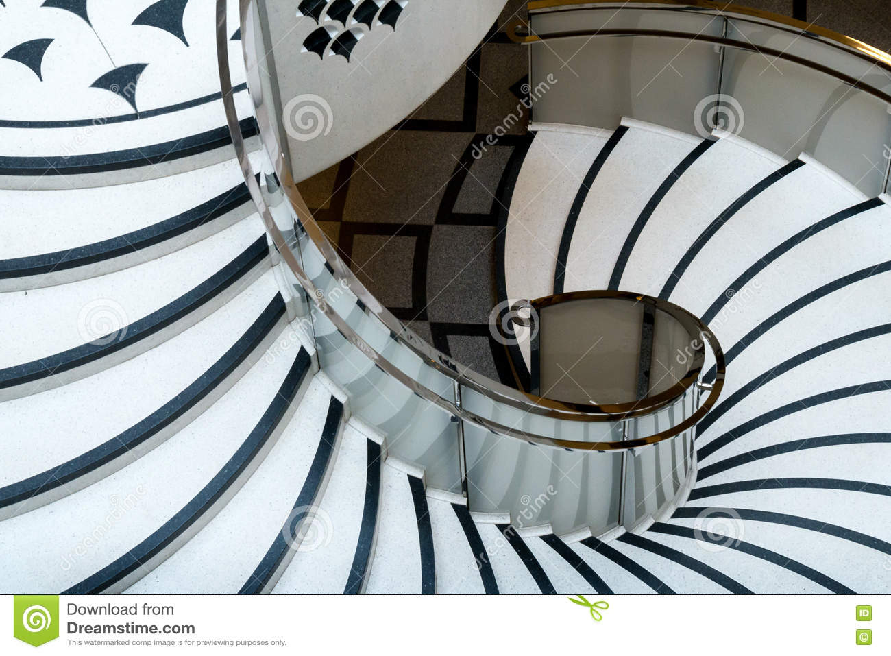 Tate Britain Spiral Staircase em Londres