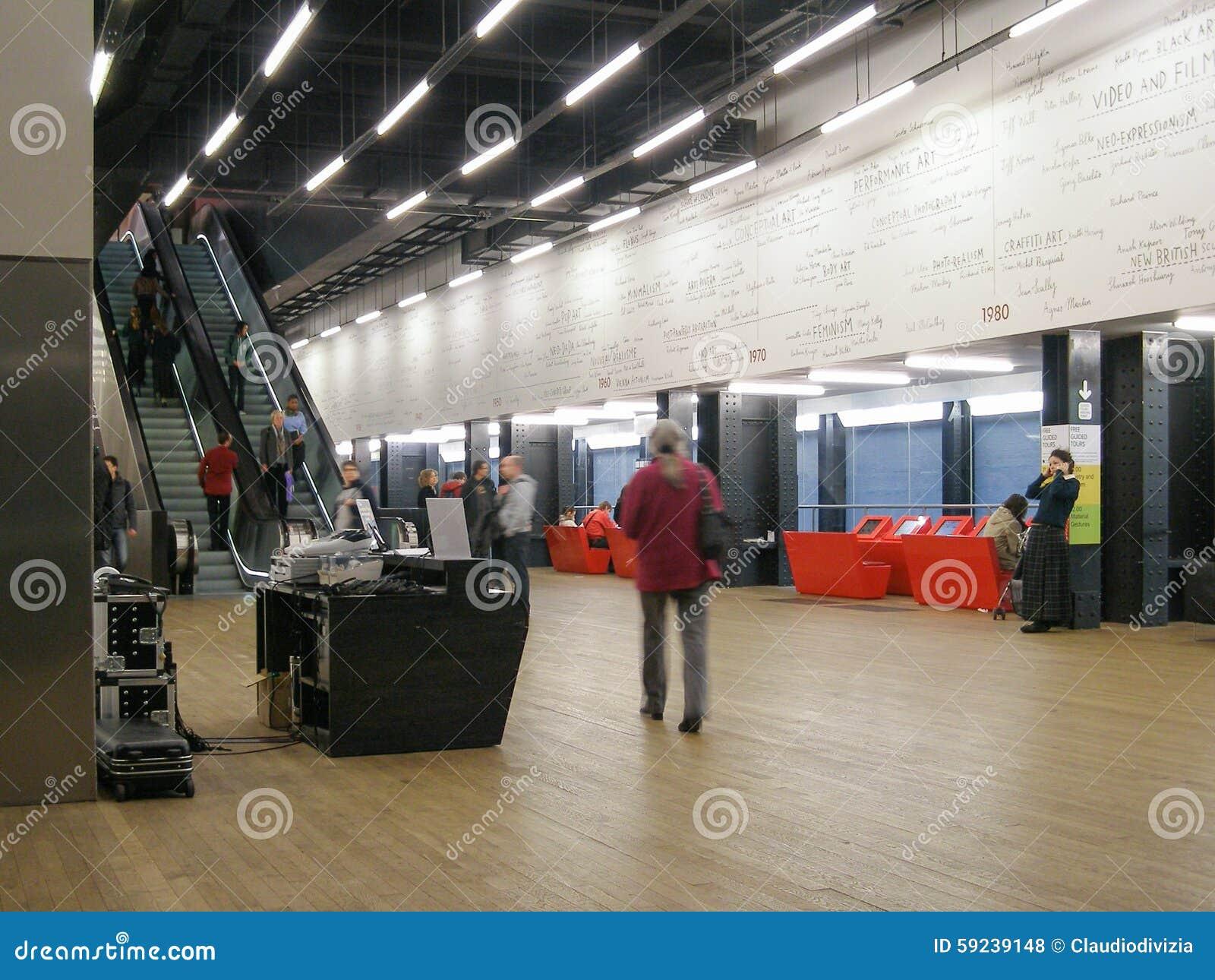 Download Tate Modern en Londres foto de archivo editorial. Imagen de señal - 59239148