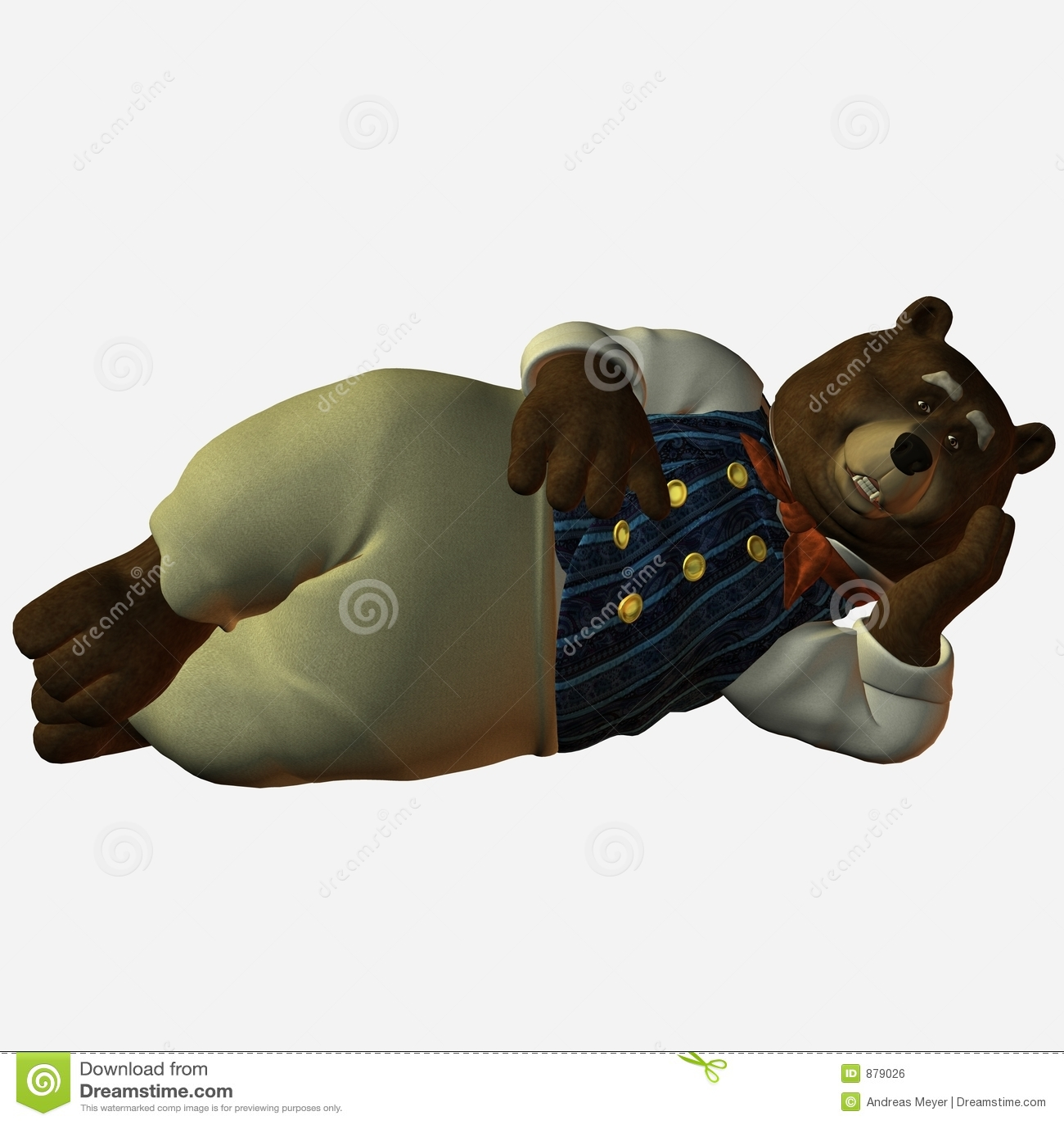 Tato toonimal bear