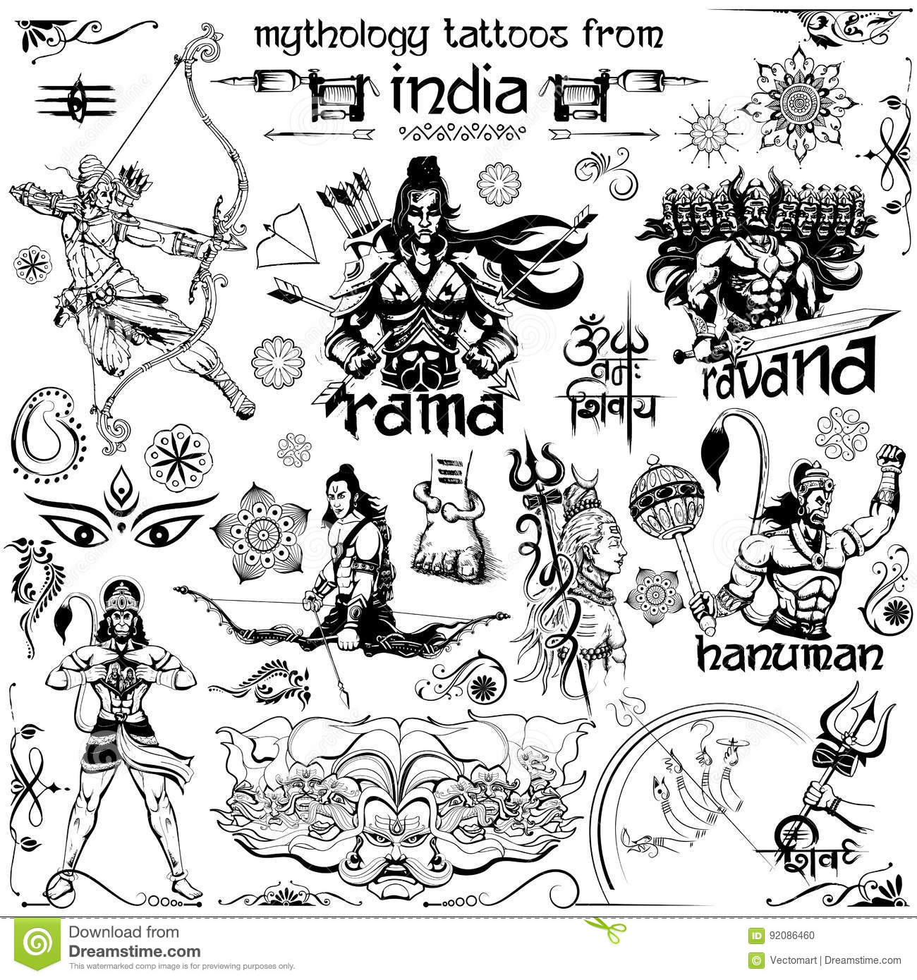 ramayan cartoons illustrations vector stock images 467 pictures to download from. Black Bedroom Furniture Sets. Home Design Ideas