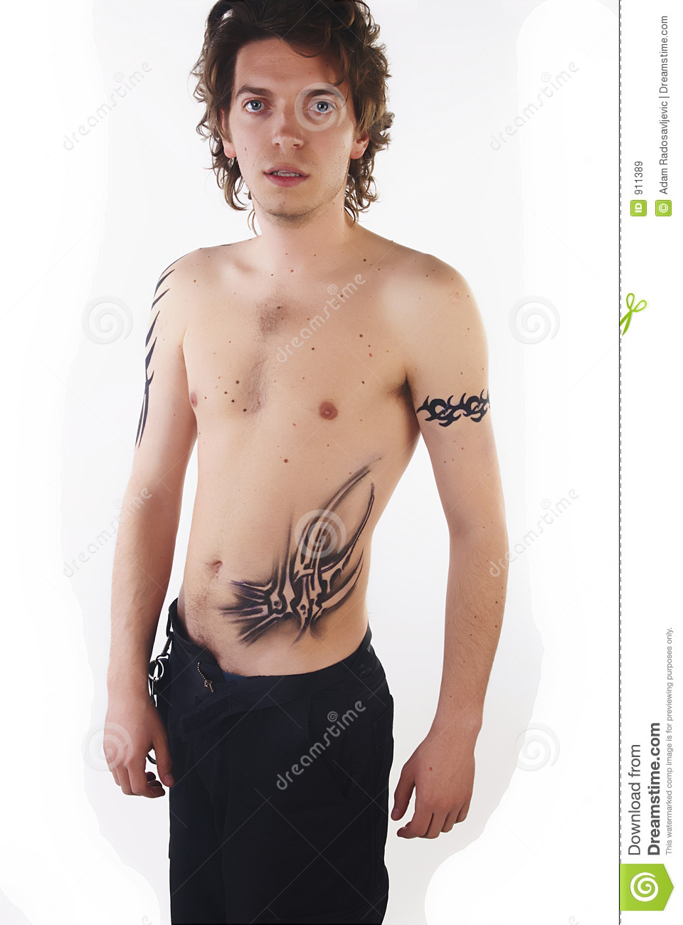 Tattoo Boy