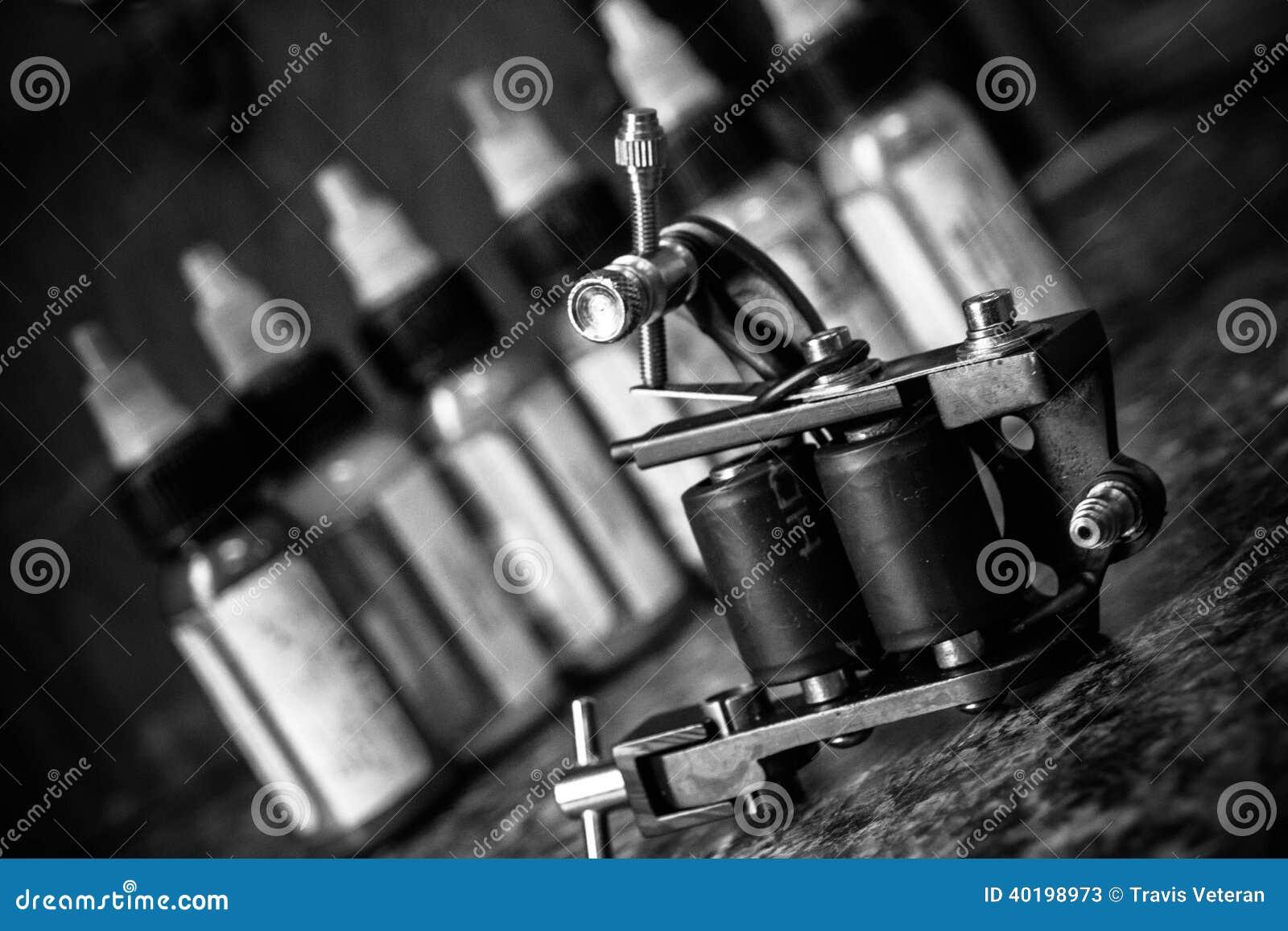 machine photography