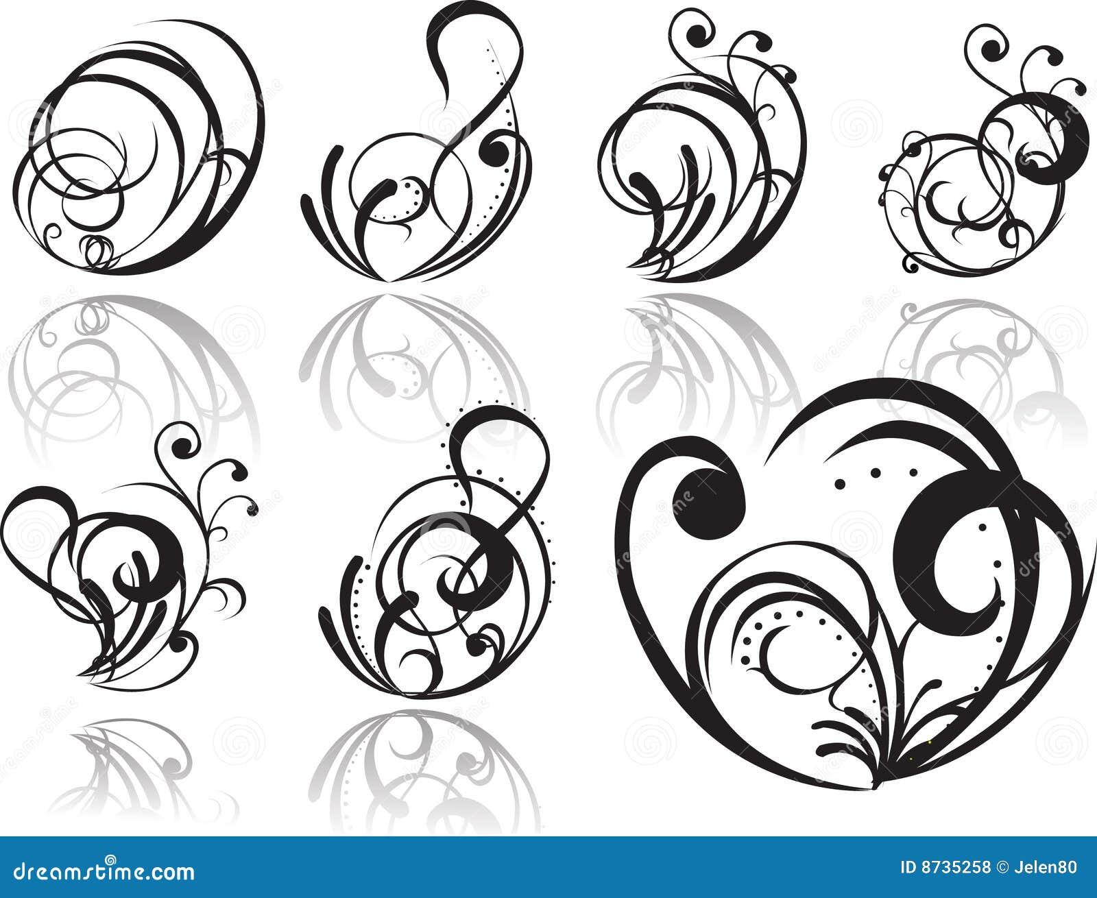 Tatuagem abstrato