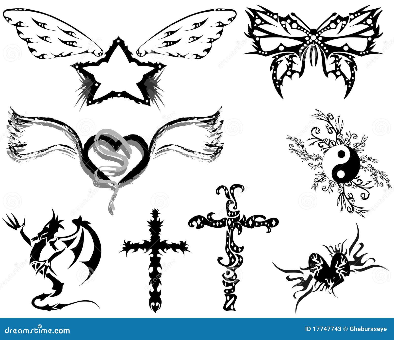 Tatuajes Stock De Ilustraci 243 N Ilustraci 243 N De Flecha