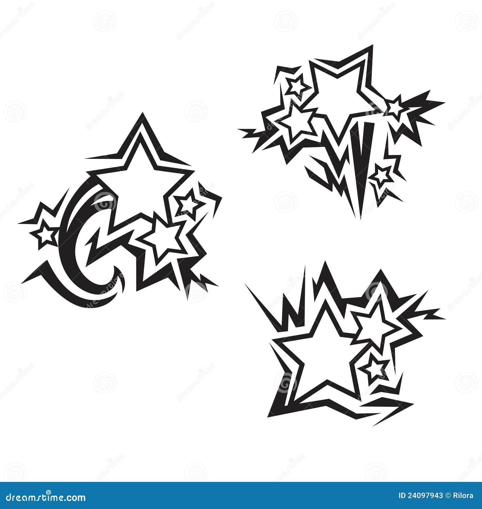 Inspirador Imagenes De Estrellas Fugaces Para Colorear