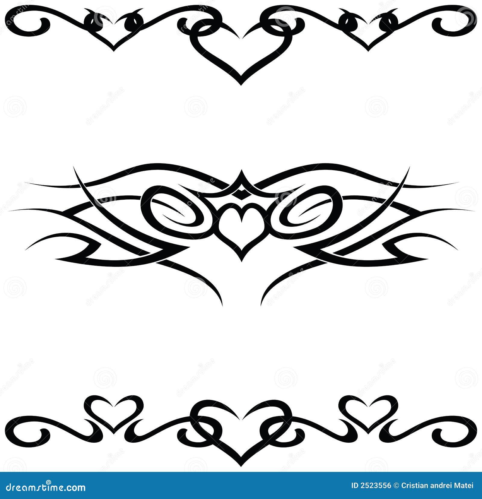 Tatuerar stam-