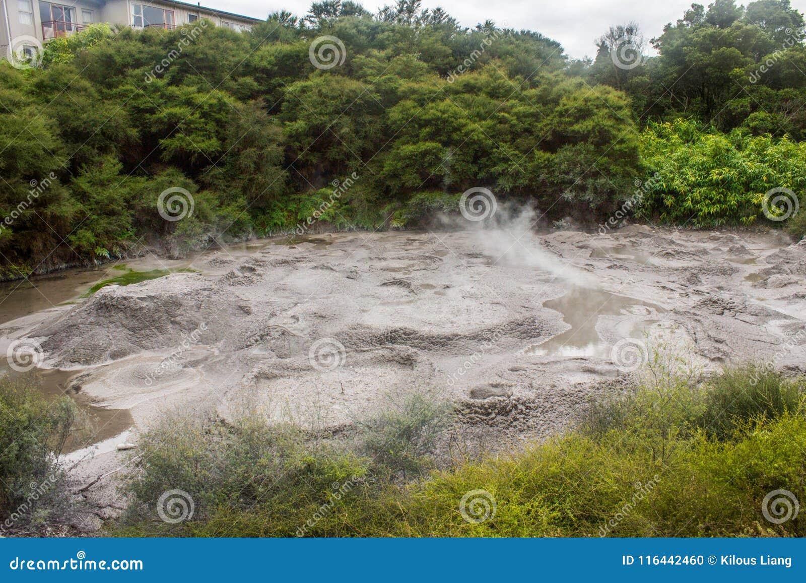 Taupo geothermisch park