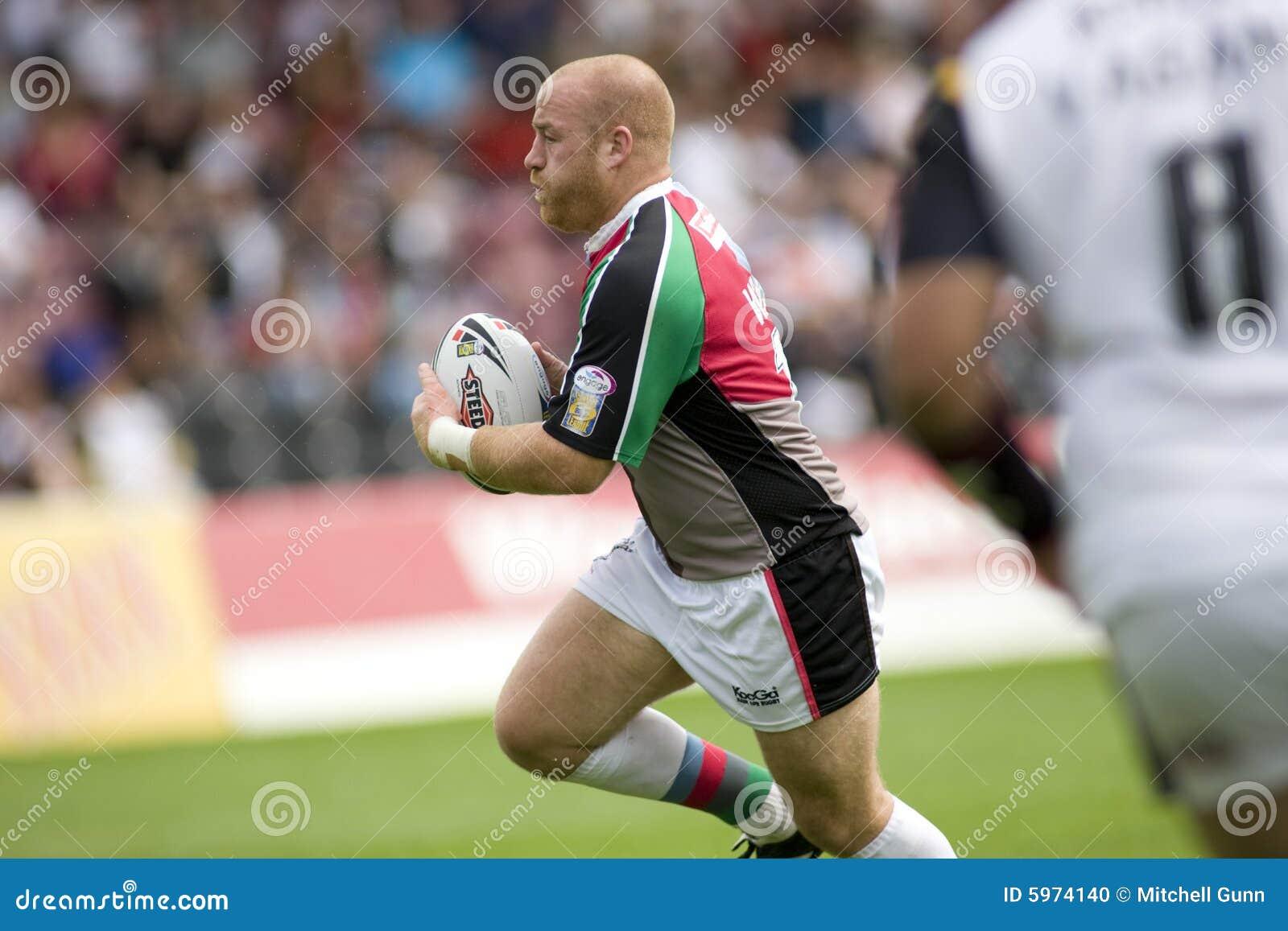 Taureaux de la ligue v Bradford de rugby de harlequins