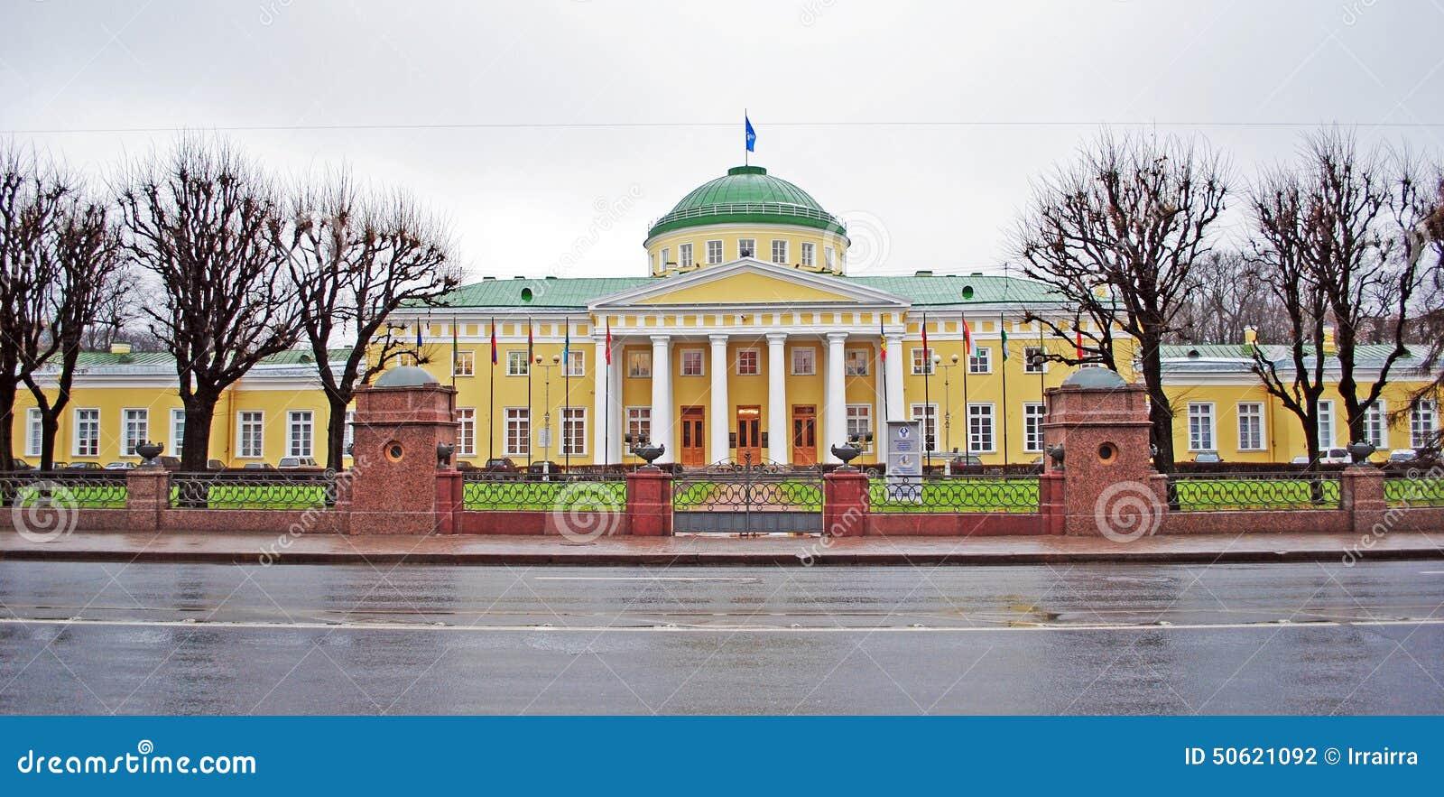 Orangery of the Tauride Garden in St. Petersburg 94