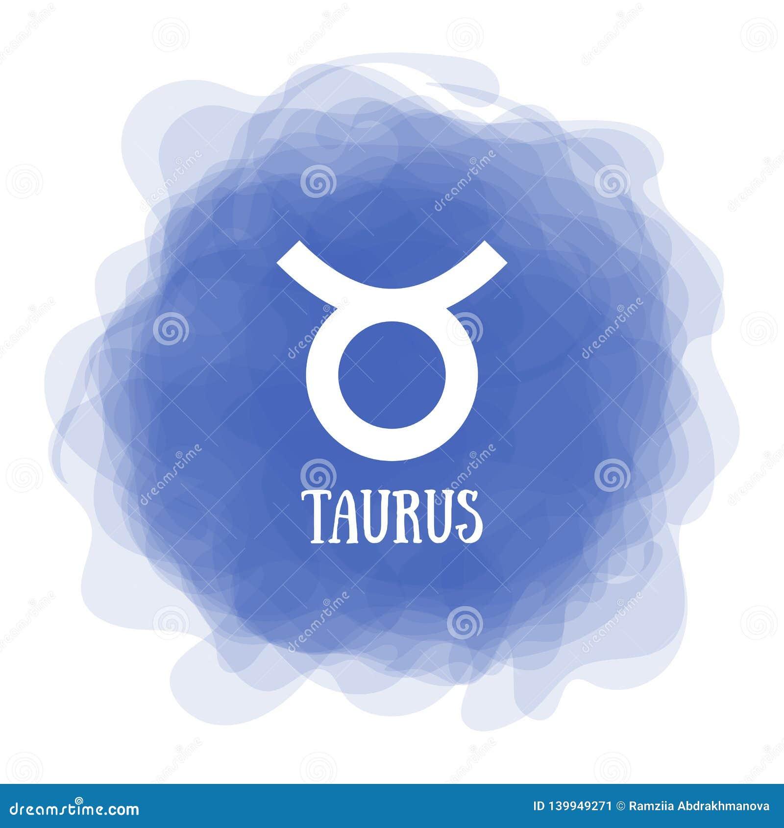Calendario Zodiacal.Tauro Muestra Del Zodiaco Calendario Astrologico Horoscopo Zodiacal
