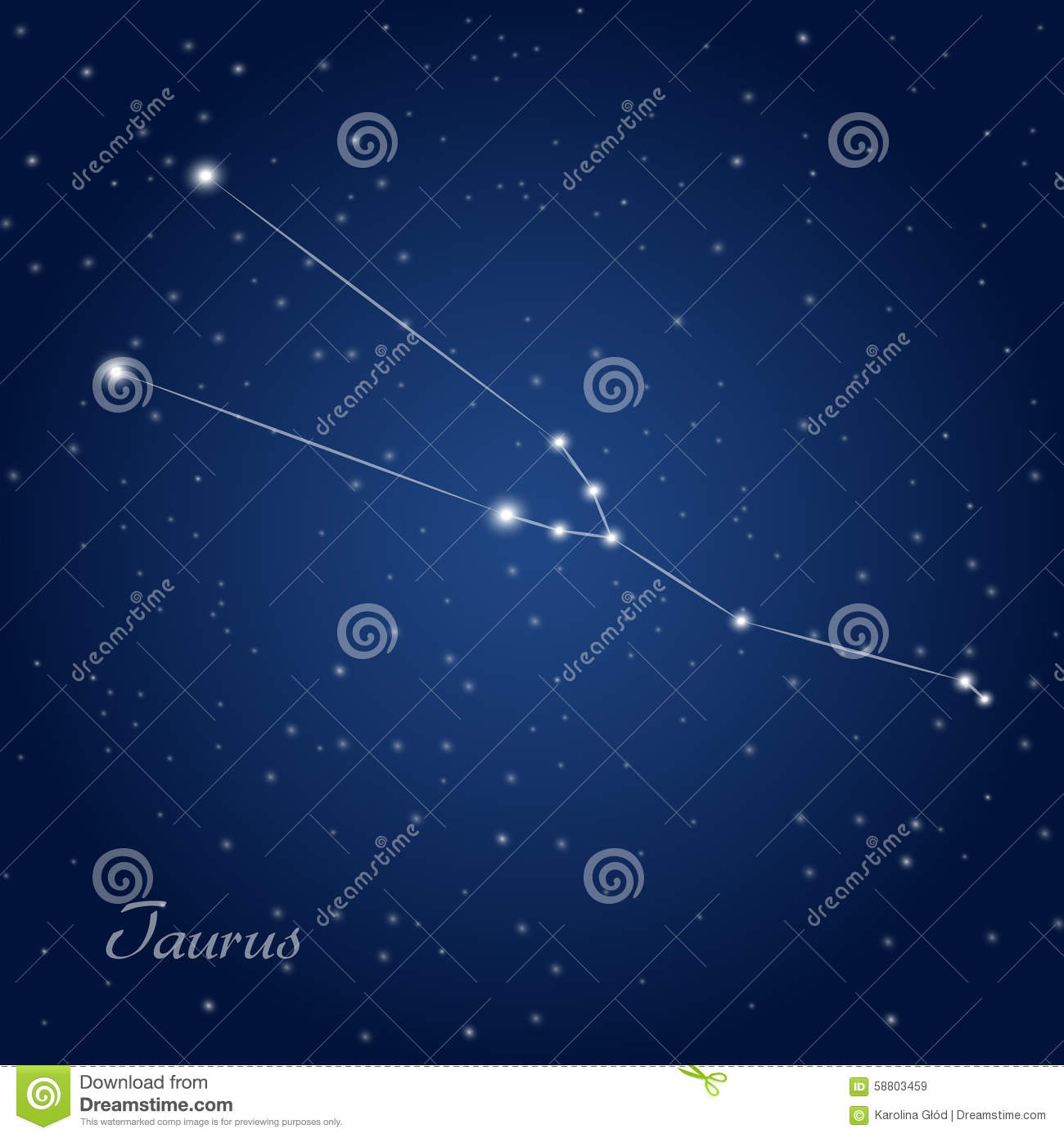 All Constellations Of The Zodiac Taurus Constellation Z...