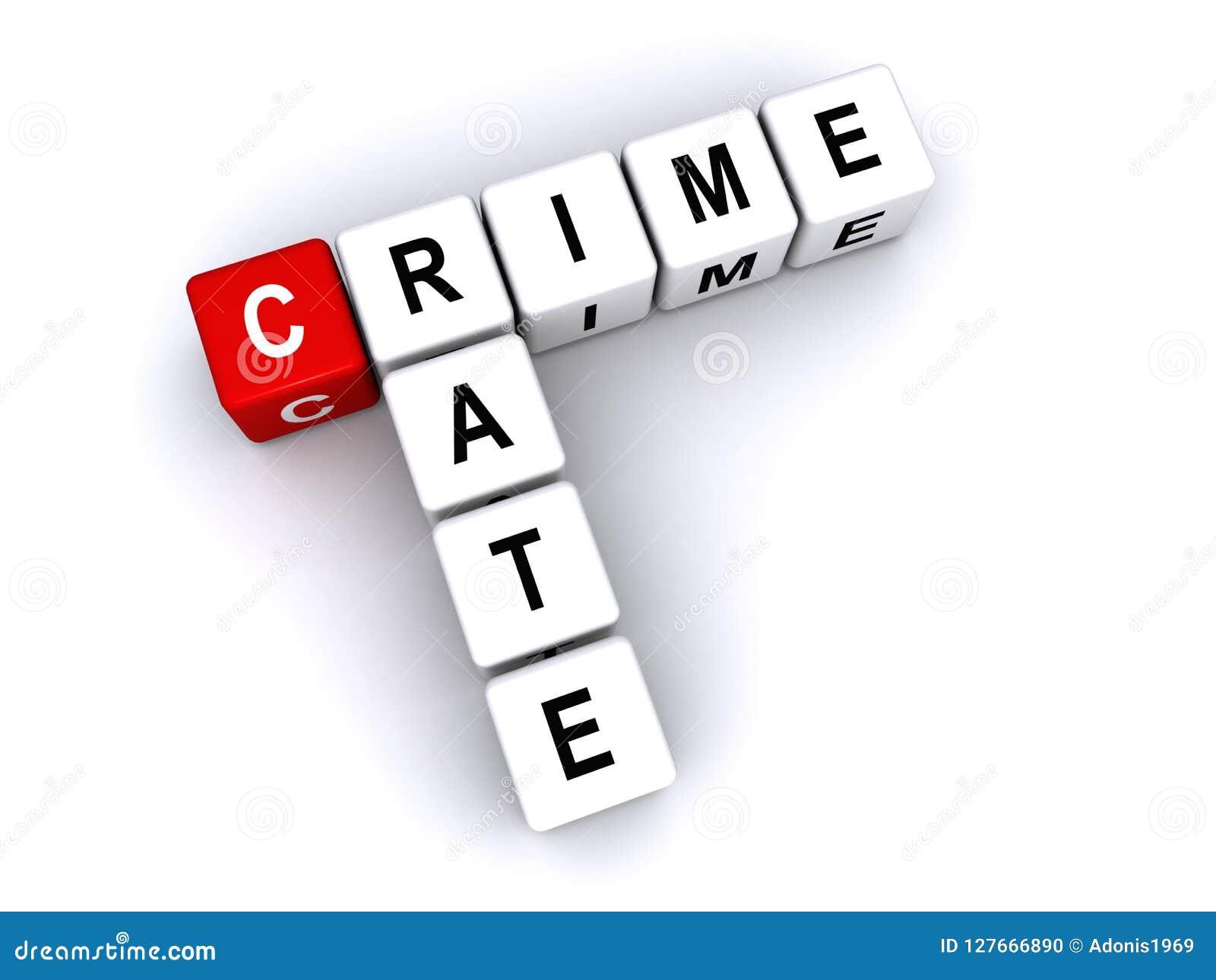 Taux de criminalité